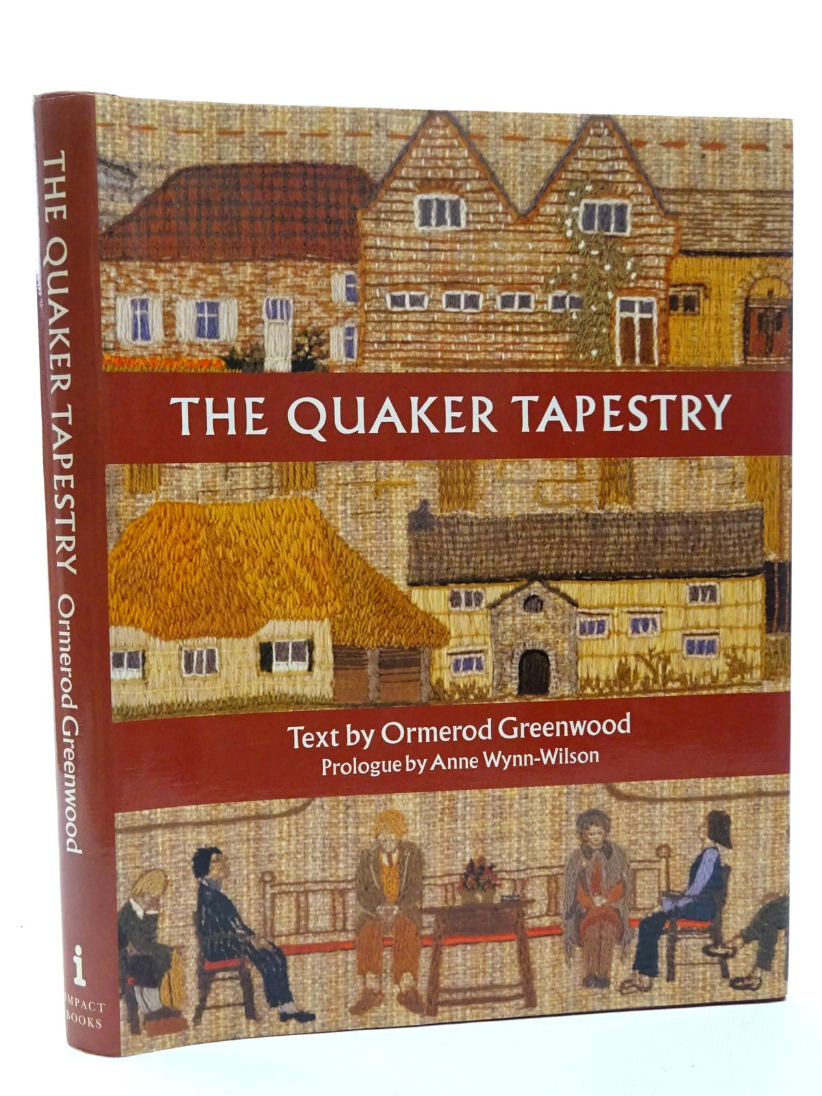 Photo of THE QUAKER TAPESTRY: A CELEBRATION OF INSIGHTS- Stock Number: 1815659