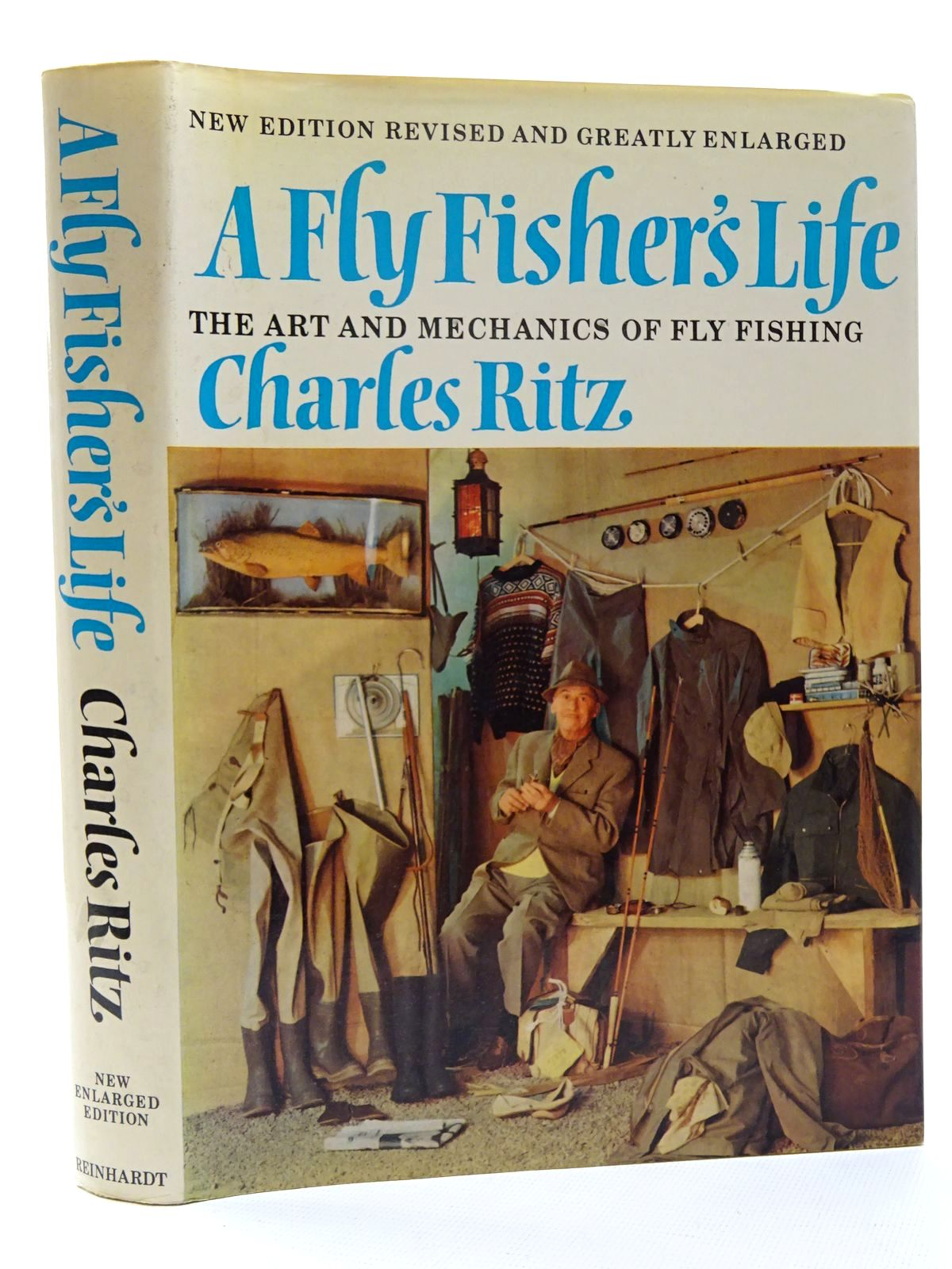 Photo of A FLY FISHER'S LIFE written by Ritz, Charles published by Max Reinhardt (STOCK CODE: 1815687)  for sale by Stella & Rose's Books