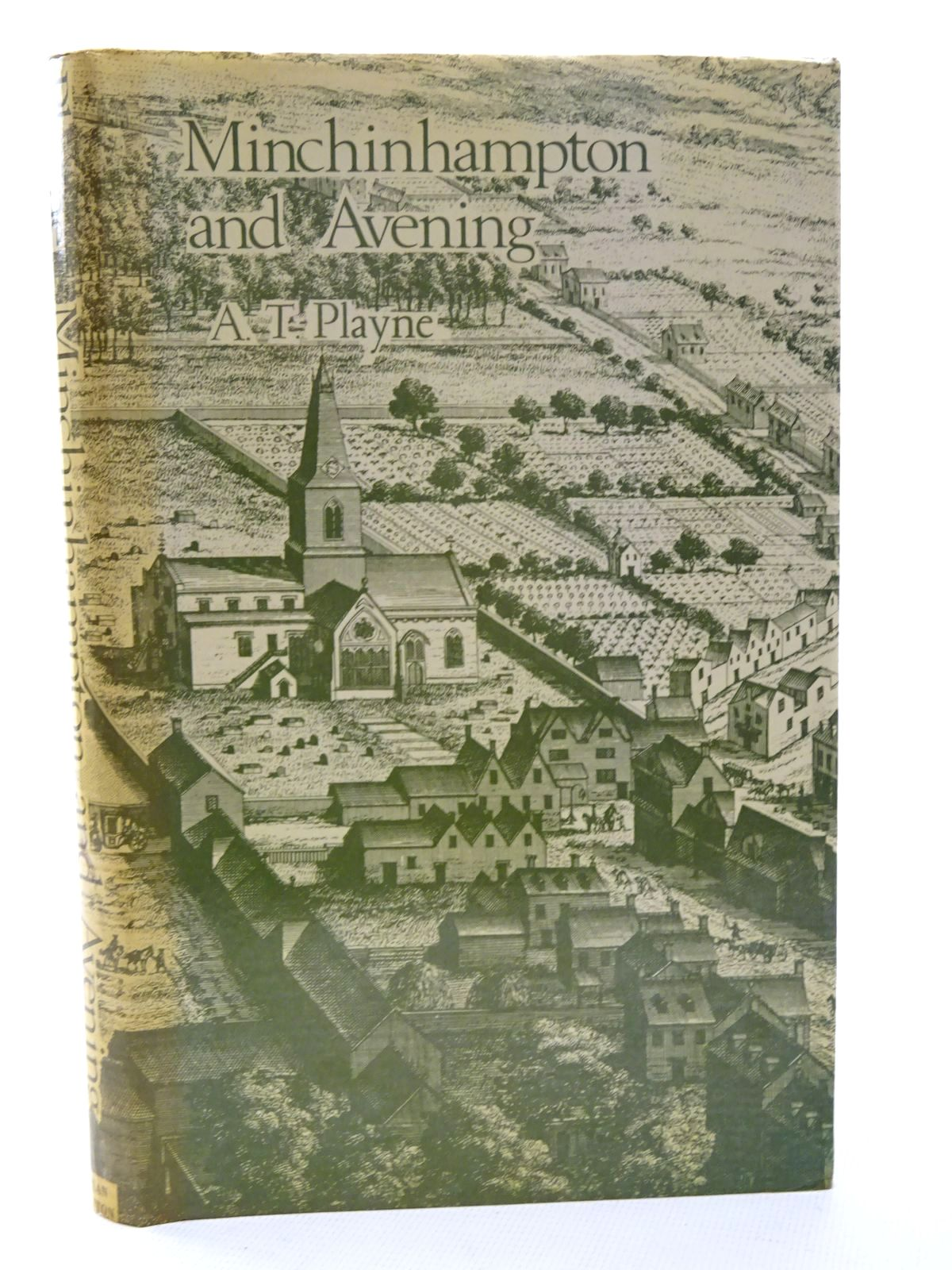 Photo of A HISTORY OF THE PARISHES OF MINCHINHAMPTON AND AVENING- Stock Number: 1815698