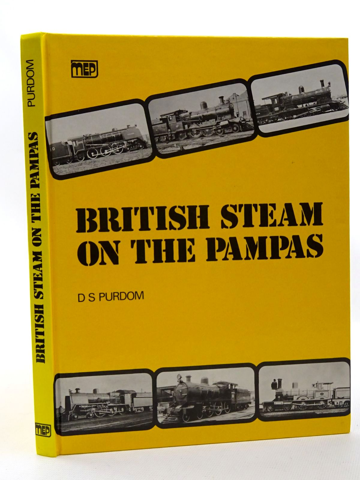 Photo of BRITISH STEAM ON THE PAMPAS- Stock Number: 1815702