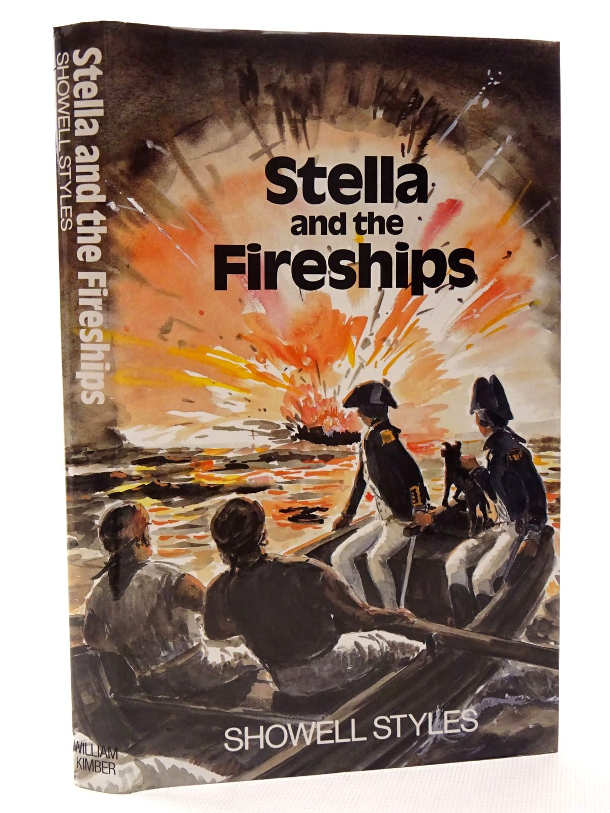 Photo of STELLA AND THE FIRESHIPS- Stock Number: 1815764