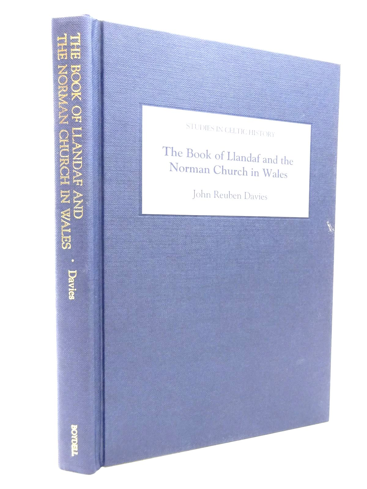 Photo of THE BOOK OF LLANDAF AND THE NORMAN CHURCH IN WALES- Stock Number: 1815799