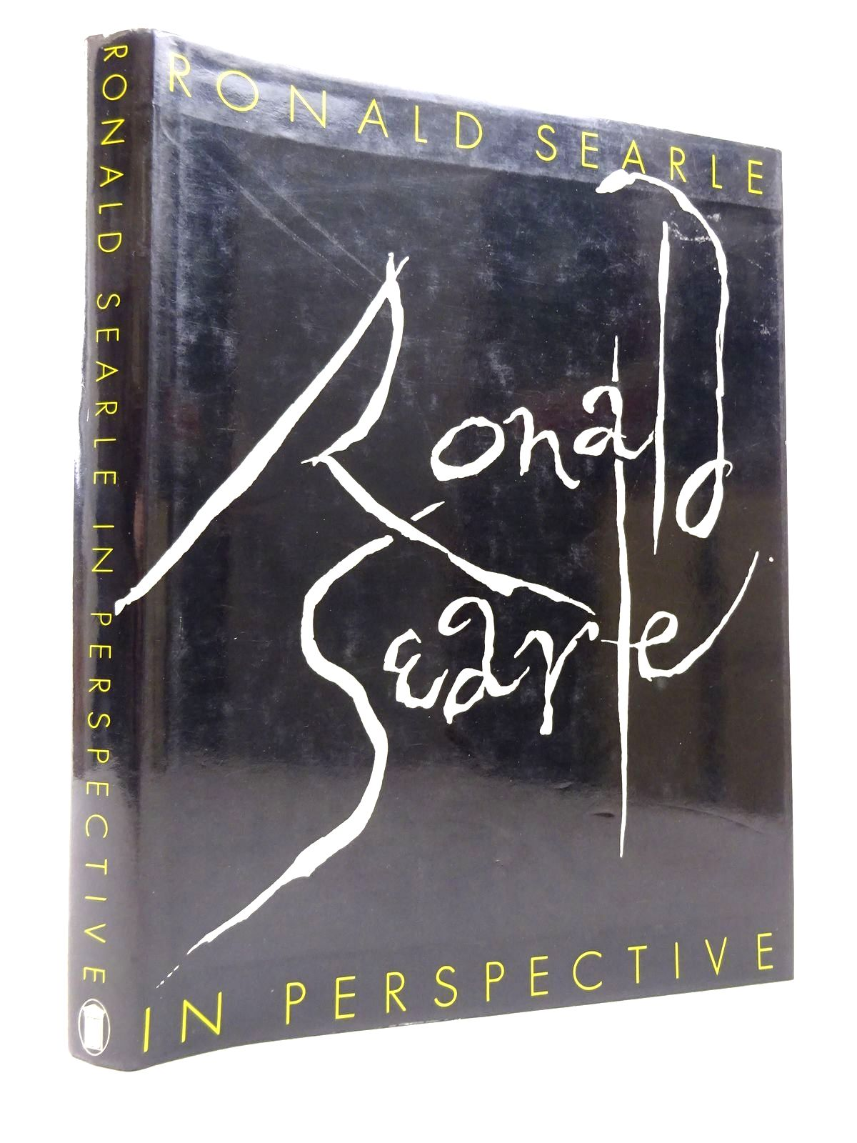 Photo of RONALD SEARLE IN PERSPECTIVE written by Searle, Ronald illustrated by Searle, Ronald published by New English Library (STOCK CODE: 1815839)  for sale by Stella & Rose's Books