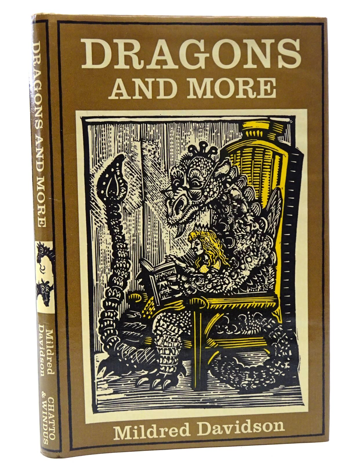 Photo of DRAGONS AND MORE: DARK FABLES WITH SOME LIGHT PATCHES written by Davidson, Mildred illustrated by Lawrence, John published by Chatto & Windus (STOCK CODE: 1815908)  for sale by Stella & Rose's Books