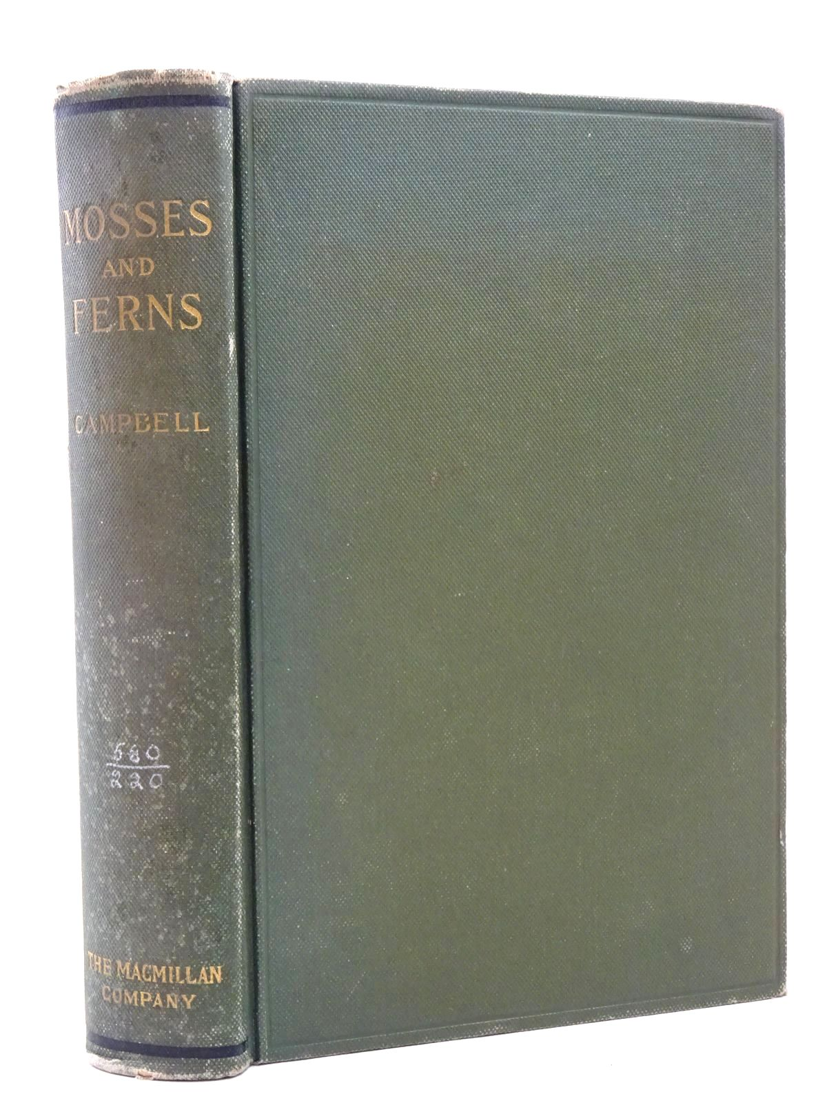 Photo of THE STRUCTURE AND DEVELOPMENT OF MOSSES AND FERNS- Stock Number: 1815936