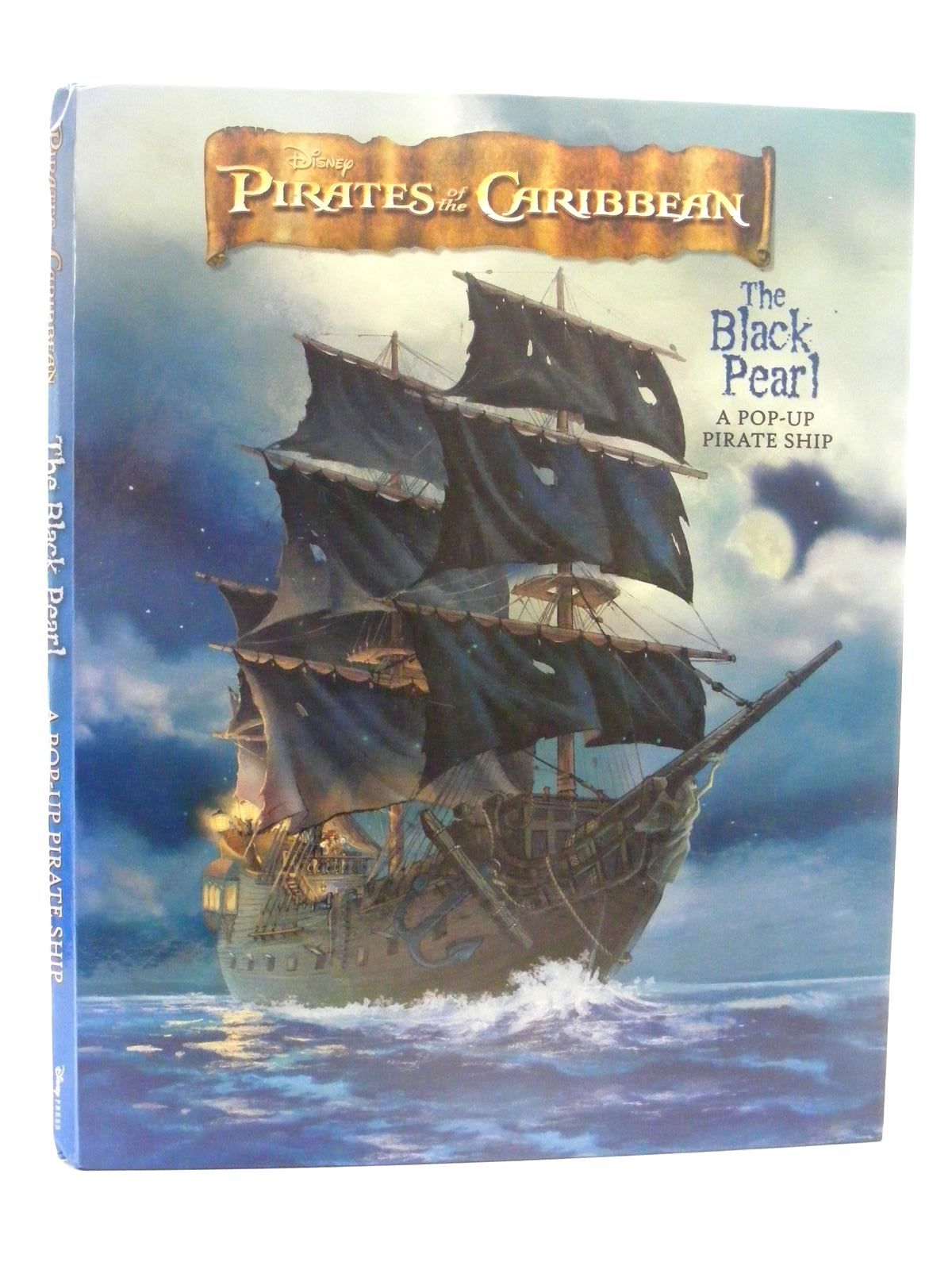 Photo of THE BLACK PEARL: A POP-UP PIRATE SHIP written by Thomas, Rich illustrated by Orpinas, Jean-Paul