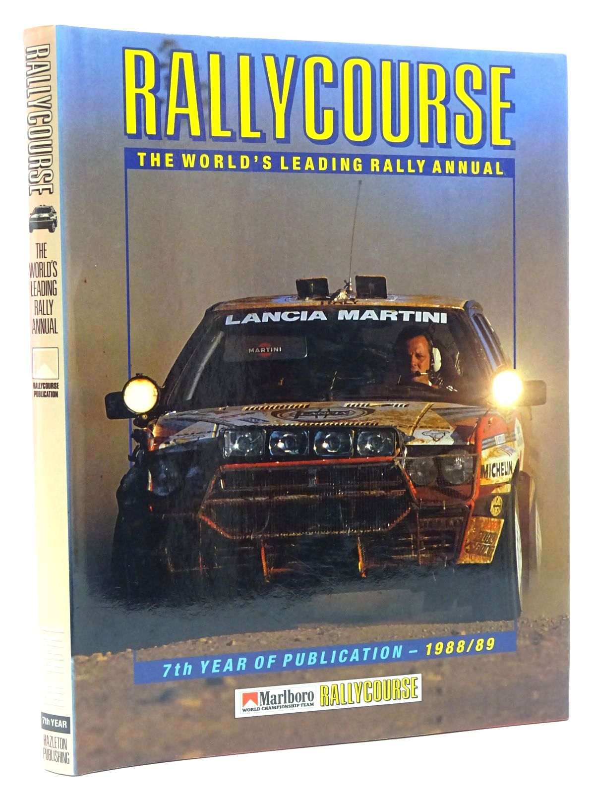 Photo of RALLYCOURSE 1988-89 written by Greasley, Mike published by Hazleton Publishing (STOCK CODE: 1815971)  for sale by Stella & Rose's Books