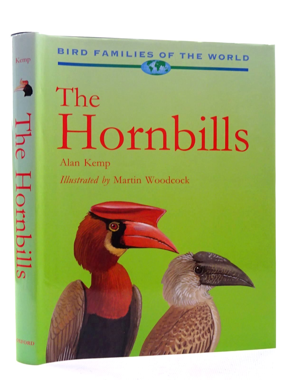 Photo of THE HORNBILLS: BUCEROTIFORMES (BIRD FAMILIES OF THE WORLD SERIES)- Stock Number: 1815974