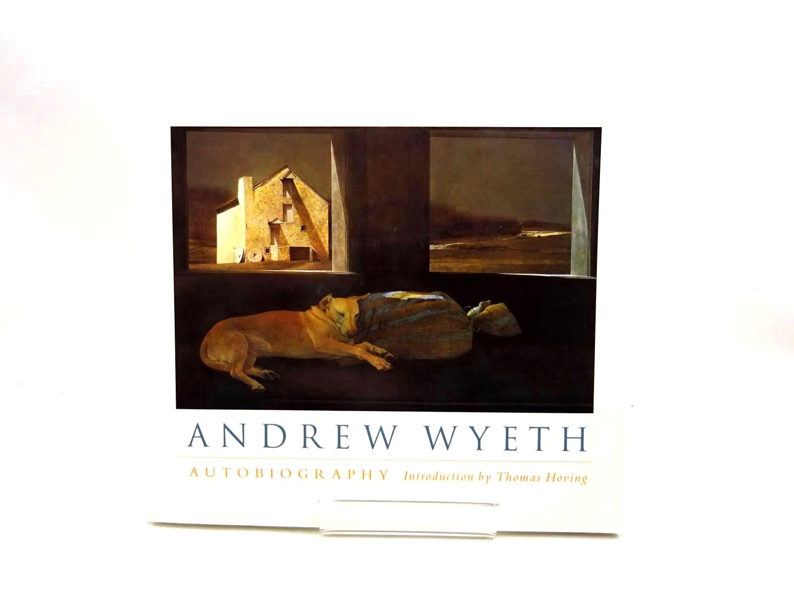 Photo of ANDREW WYETH AUTOBIOGRAPHY written by Wyeth, Andrew