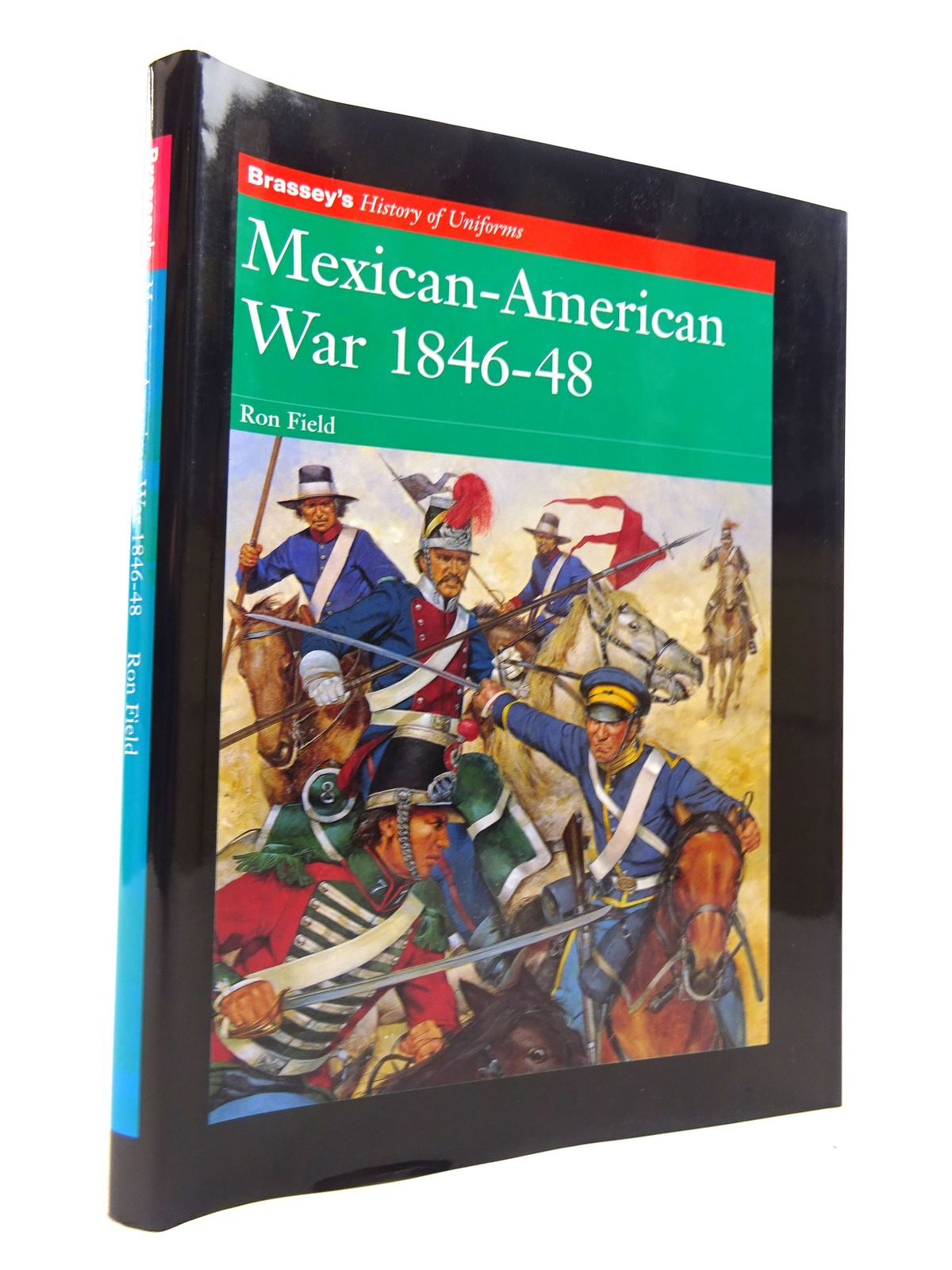 Photo of MEXICAN-AMERICAN WAR 1846-48 written by Field, Ron illustrated by Hook, Richard published by Brassey's (STOCK CODE: 1816016)  for sale by Stella & Rose's Books
