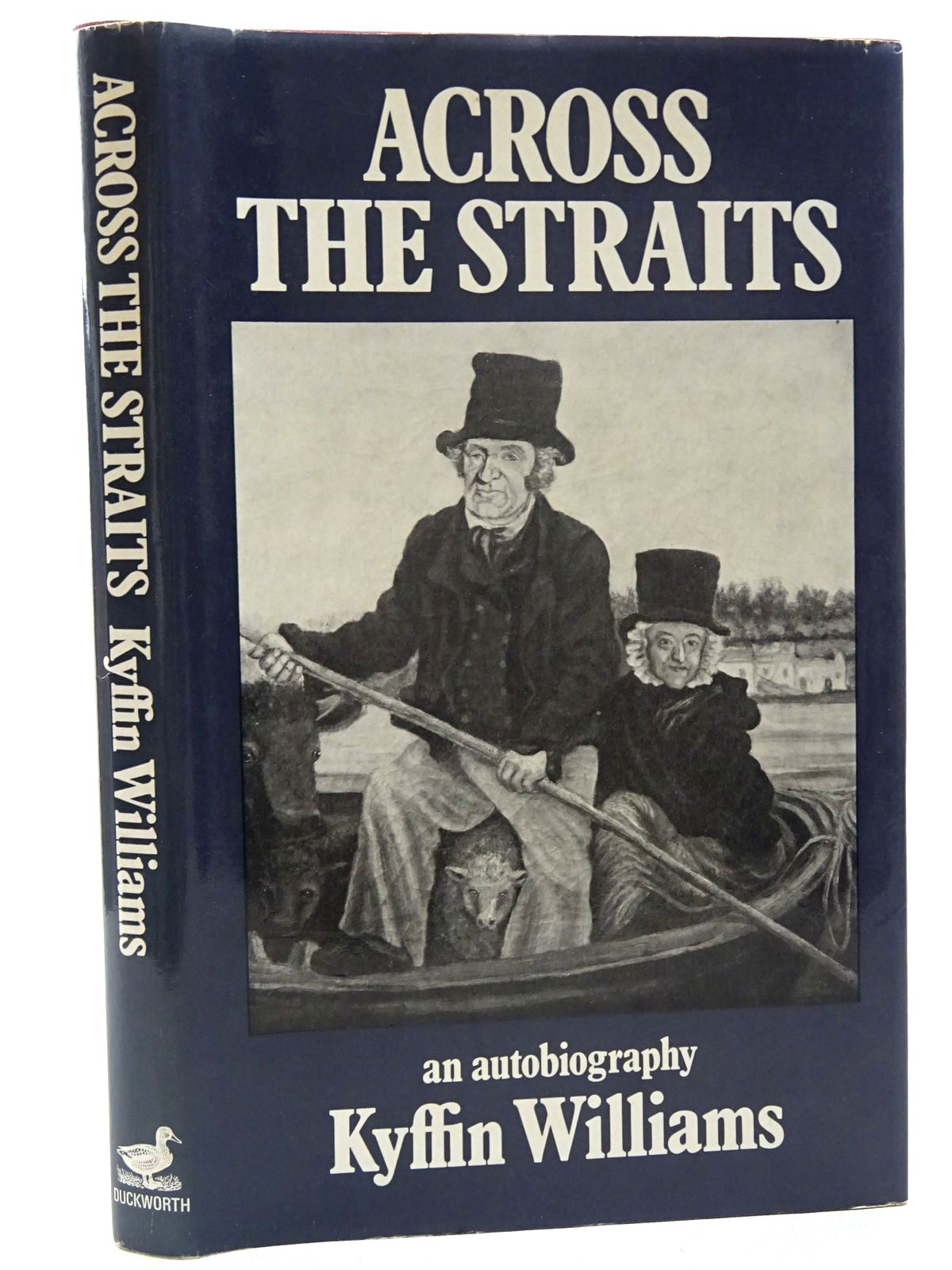 Photo of ACROSS THE STRAITS: AN AUTOBIOGRAPHY- Stock Number: 1816046
