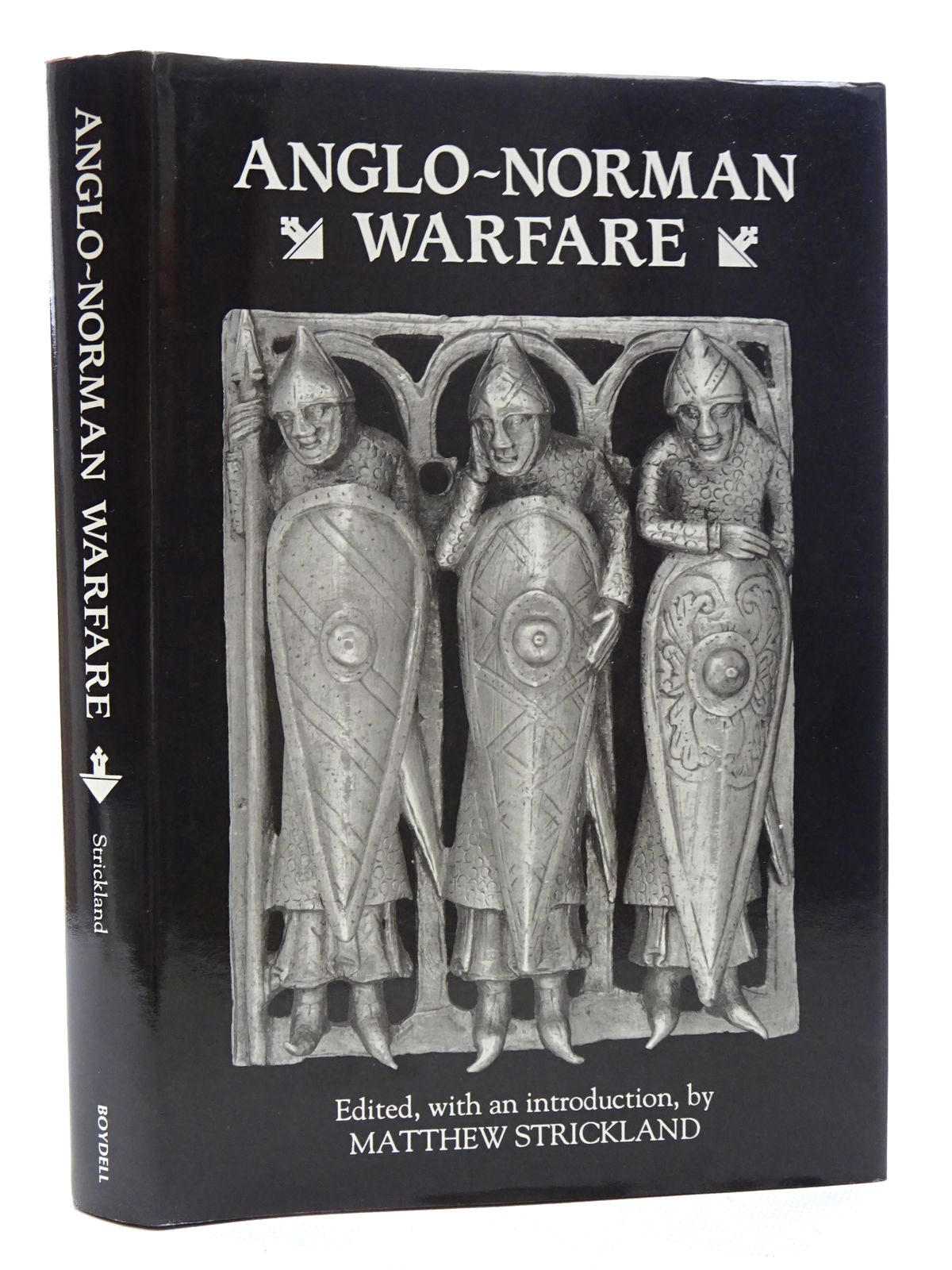 Photo of ANGLO-NORMAN WARFARE written by Strickland, Matthew published by The Boydell Press (STOCK CODE: 1816050)  for sale by Stella & Rose's Books