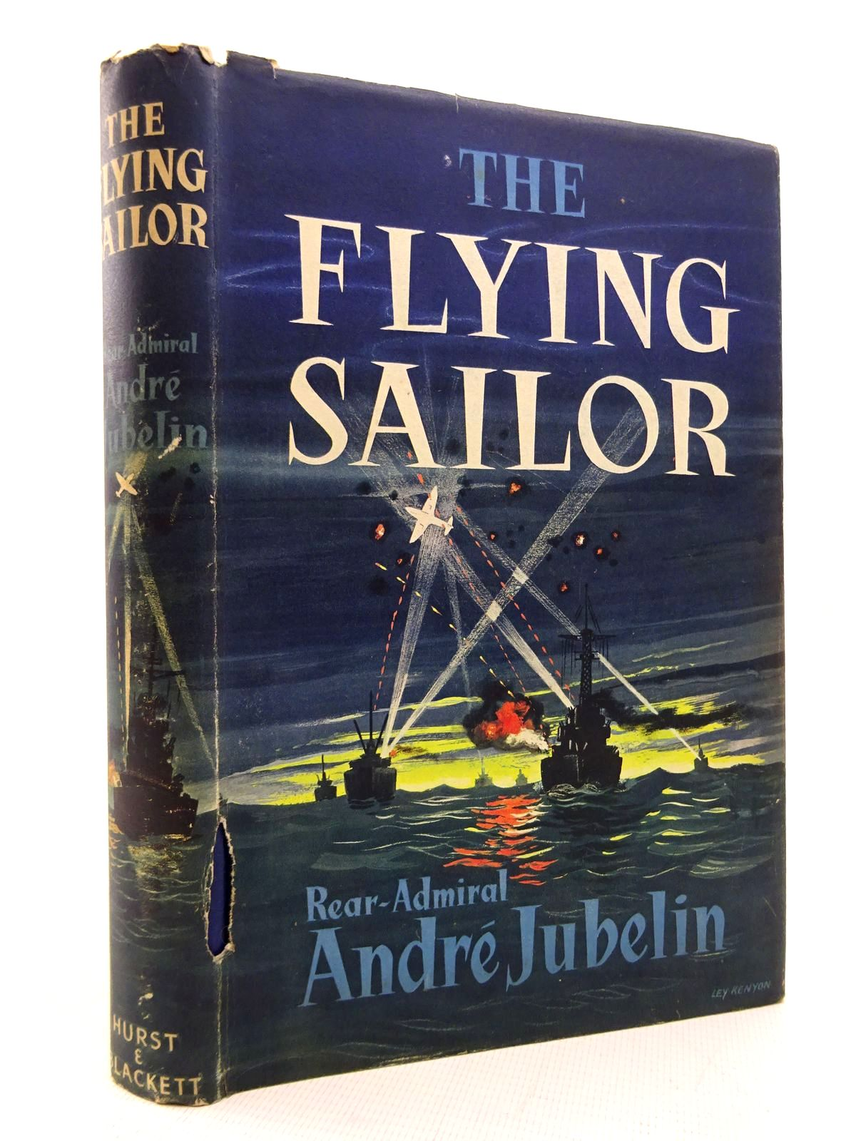 Photo of THE FLYING SAILOR- Stock Number: 1816099