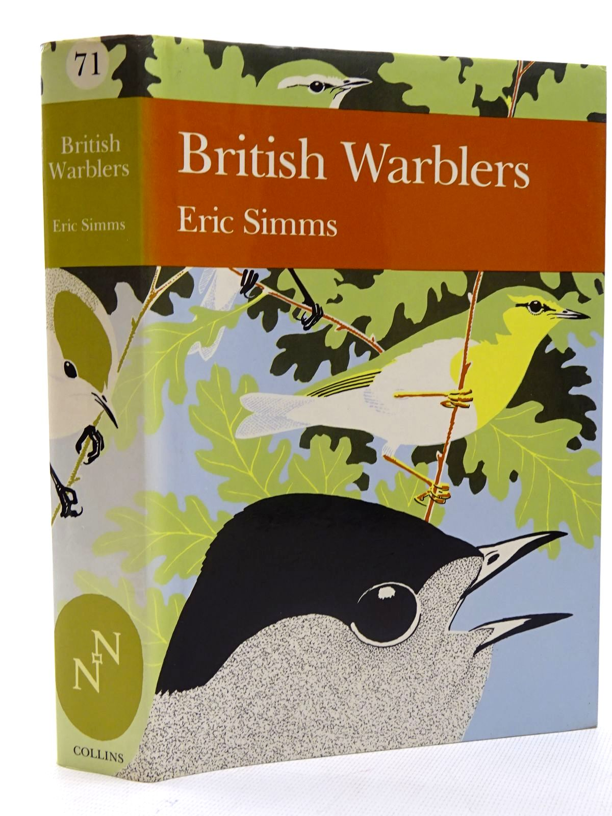 Photo of BRITISH WARBLERS (NN 71)- Stock Number: 1816243