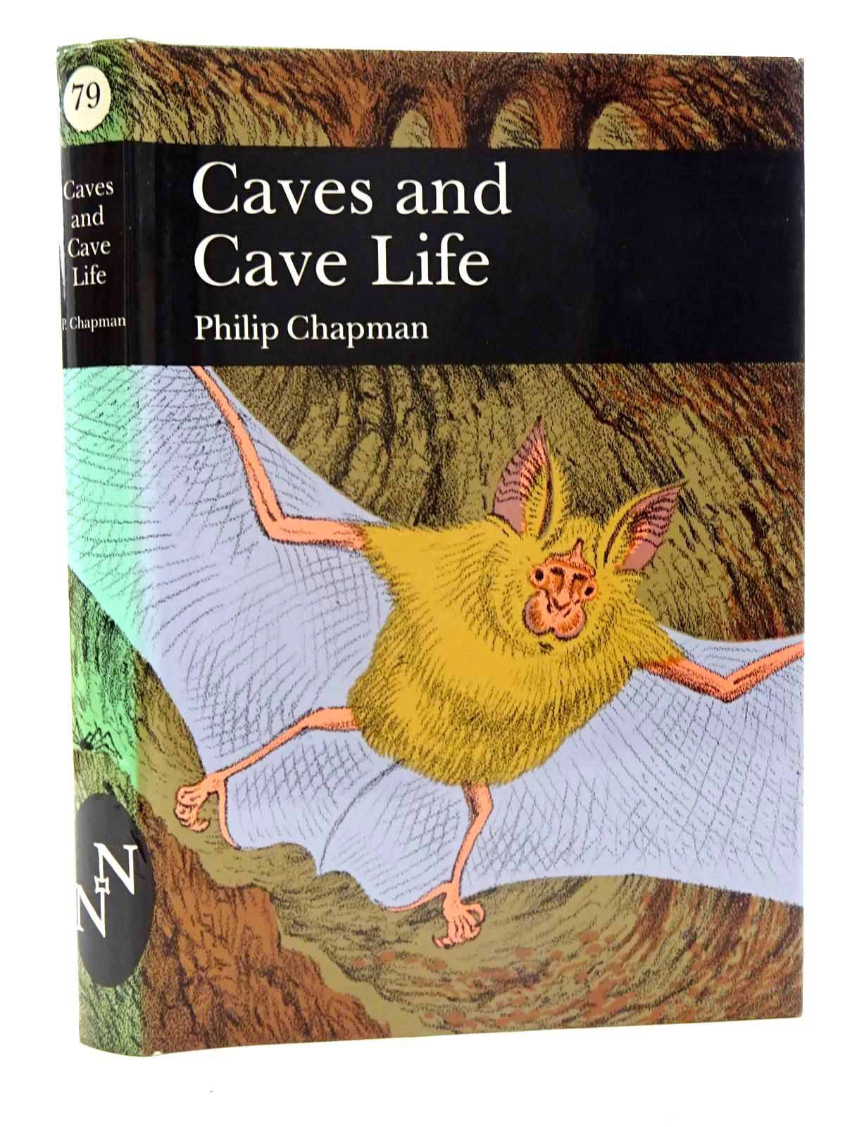 Photo of CAVES AND CAVE LIFE (NN 79)- Stock Number: 1816248