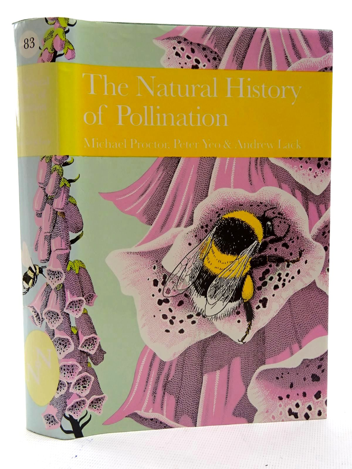 Photo of THE NATURAL HISTORY OF POLLINATION (NN 83)- Stock Number: 1816265
