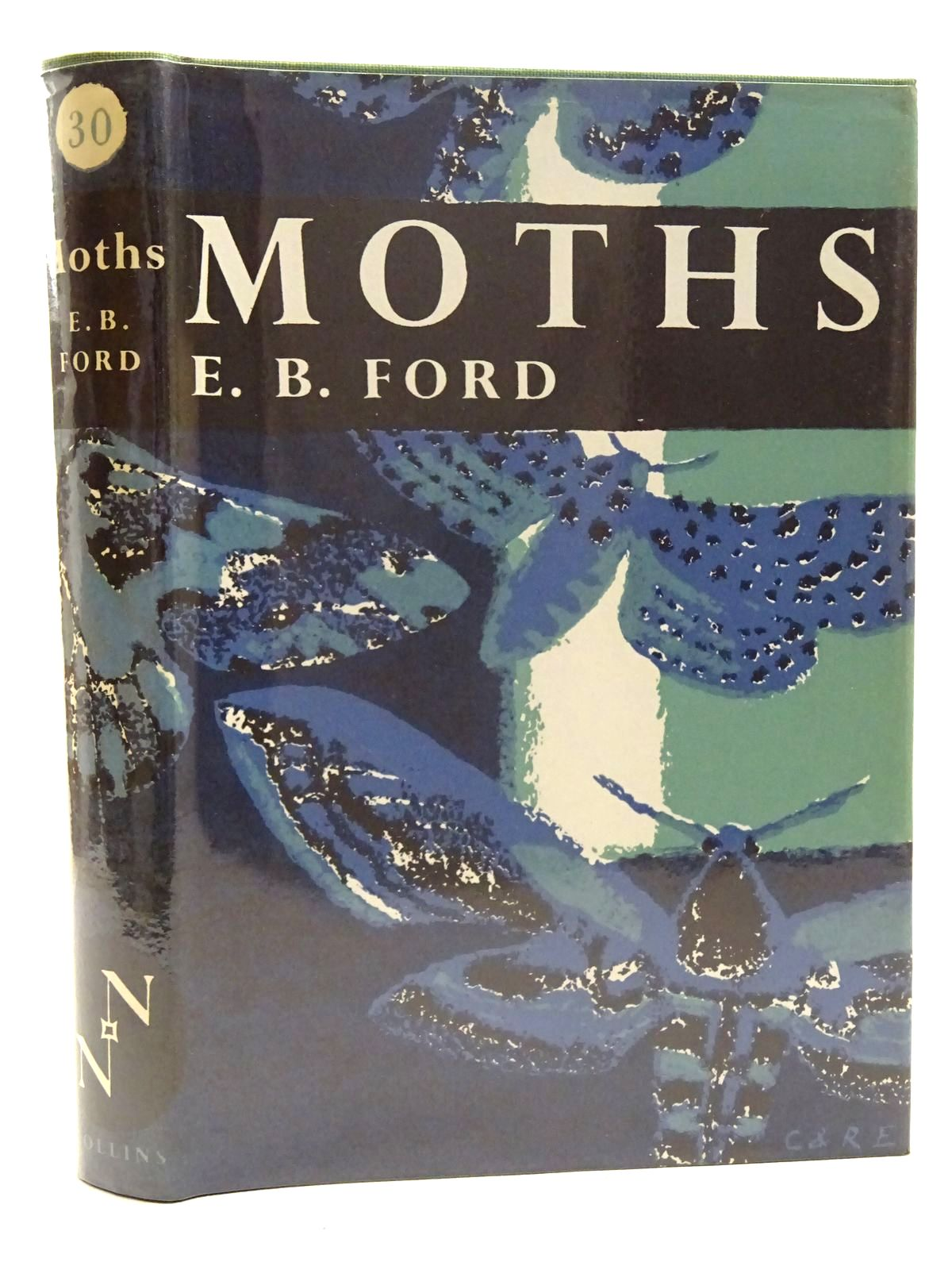 Photo of MOTHS (NN 30) written by Ford, E.B. published by Collins (STOCK CODE: 1816291)  for sale by Stella & Rose's Books