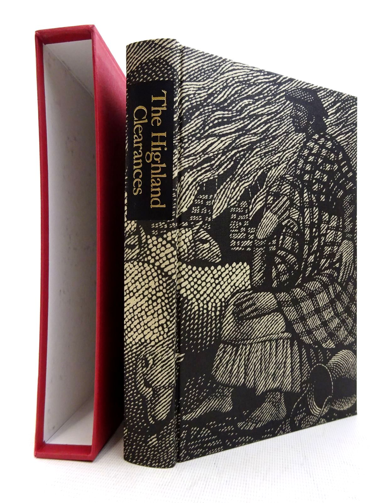 Photo of THE HIGHLAND CLEARANCES written by Prebble, John illustrated by Brockway, Harry published by Folio Society (STOCK CODE: 1816325)  for sale by Stella & Rose's Books