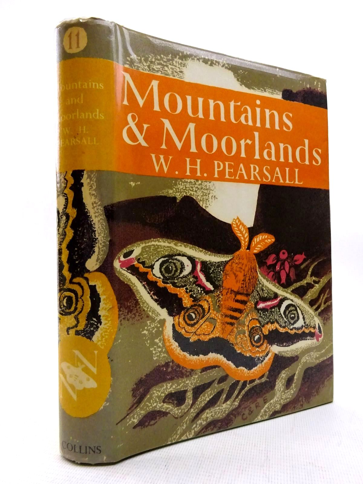 Photo of MOUNTAINS AND MOORLANDS (NN 11) written by Pearsall, W.H. published by Collins (STOCK CODE: 1816332)  for sale by Stella & Rose's Books