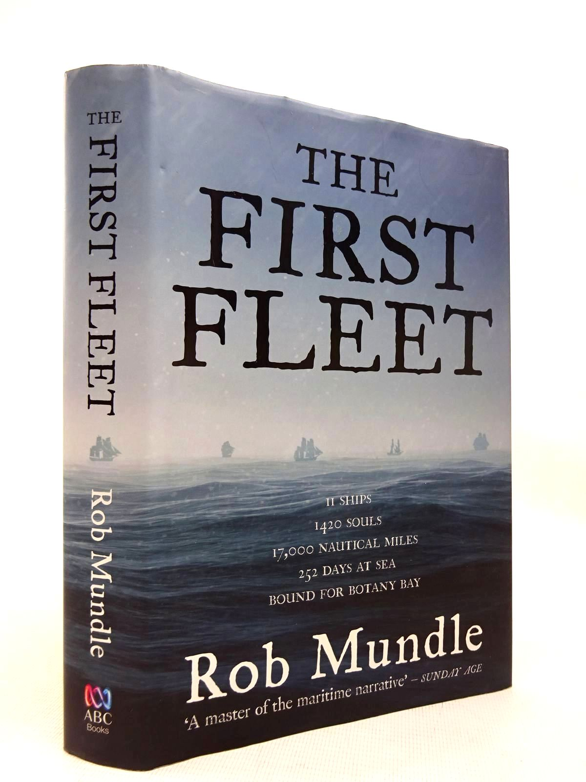 Photo of THE FIRST FLEET written by Mundle, Rob published by Abc Books Harpercollins (STOCK CODE: 1816337)  for sale by Stella & Rose's Books
