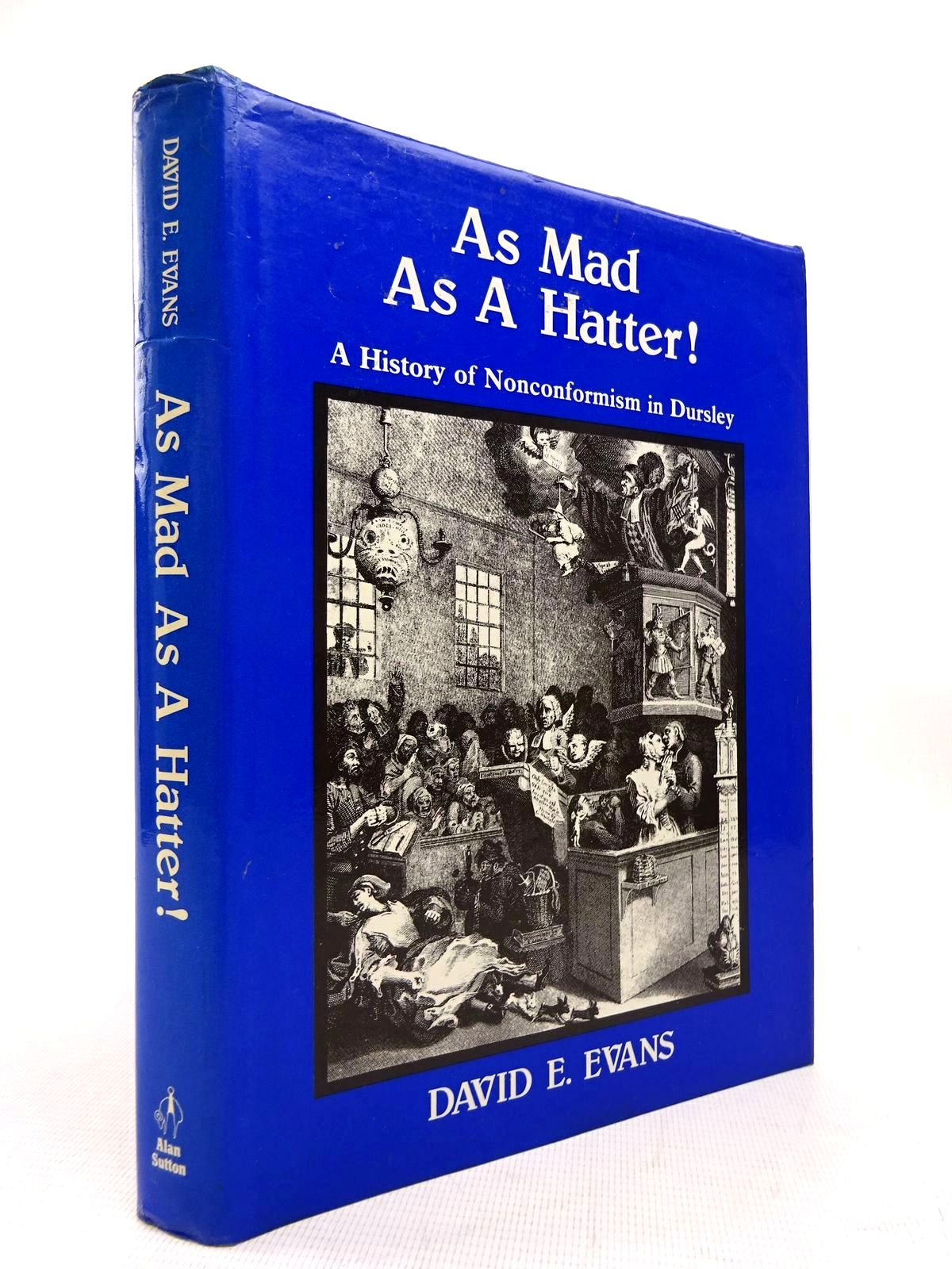 Photo of AS MAD AS A HATTER!- Stock Number: 1816357