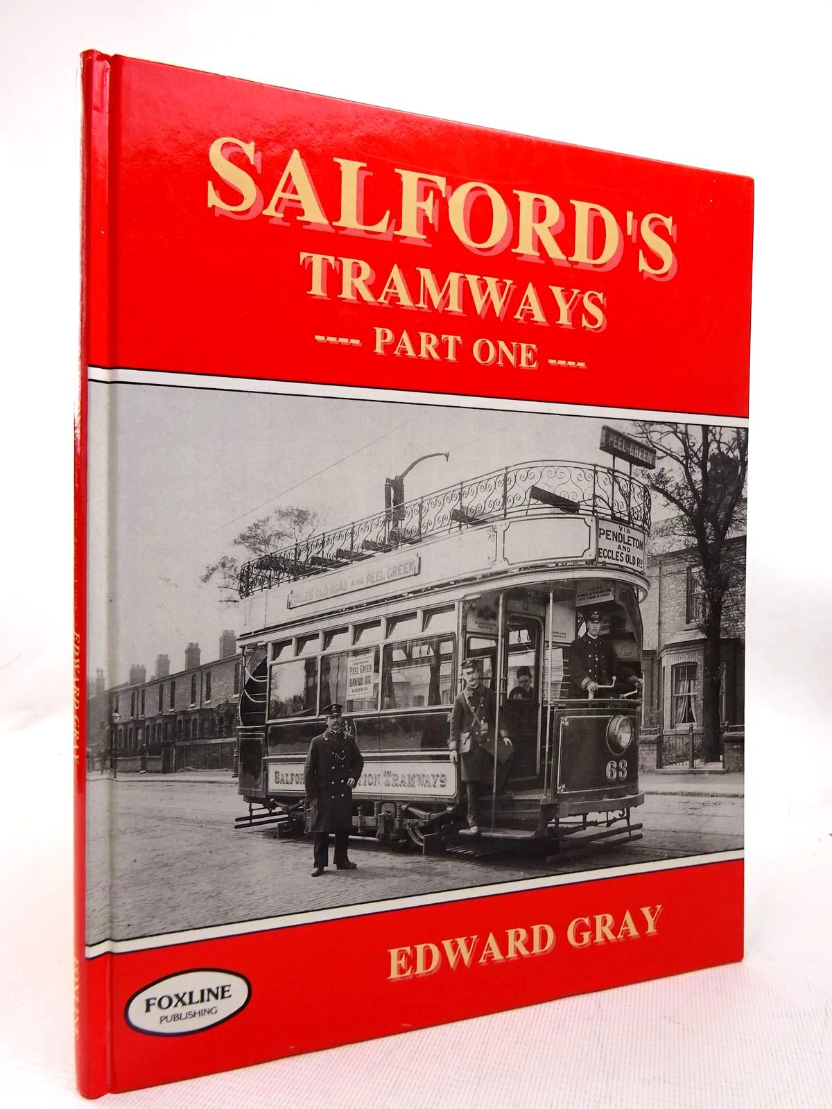 Photo of SALFORD'S TRAMWAYS PART ONE- Stock Number: 1816375