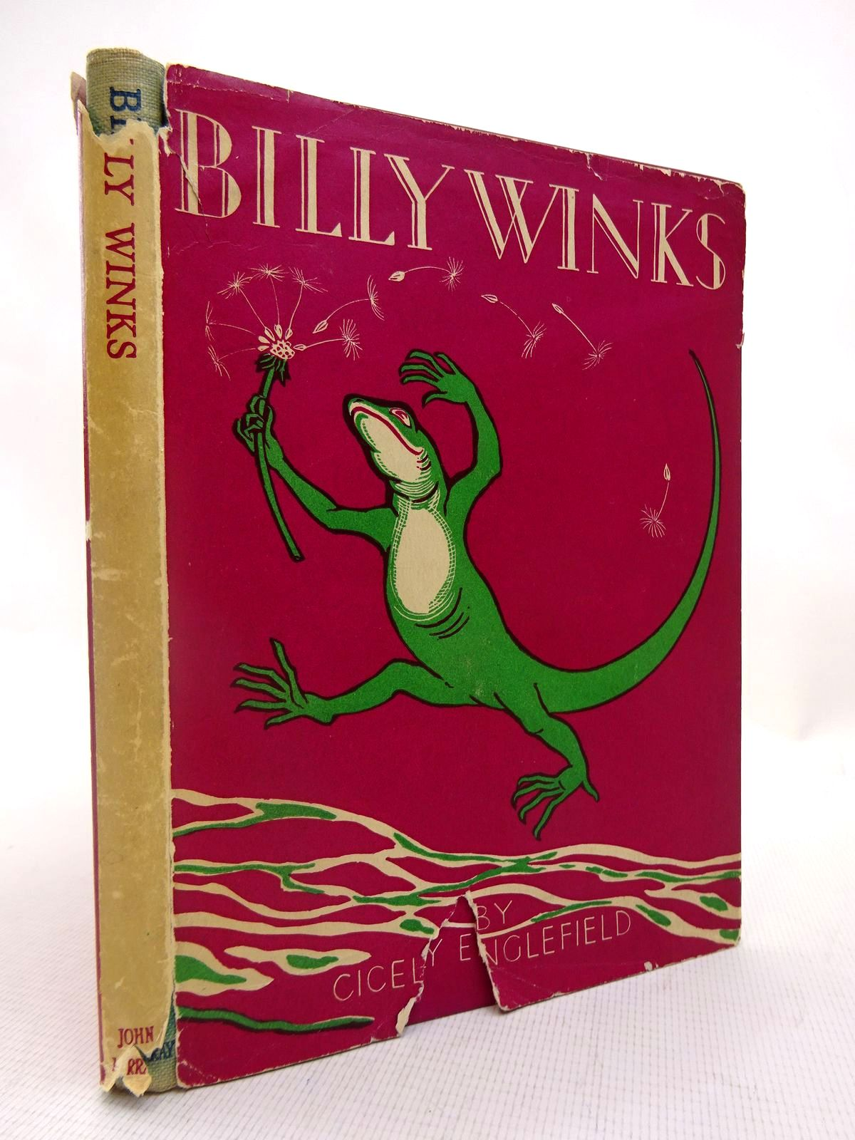 Photo of BILLY WINKS written by Englefield, Cicely illustrated by Englefield, Cicely published by John Murray (STOCK CODE: 1816409)  for sale by Stella & Rose's Books