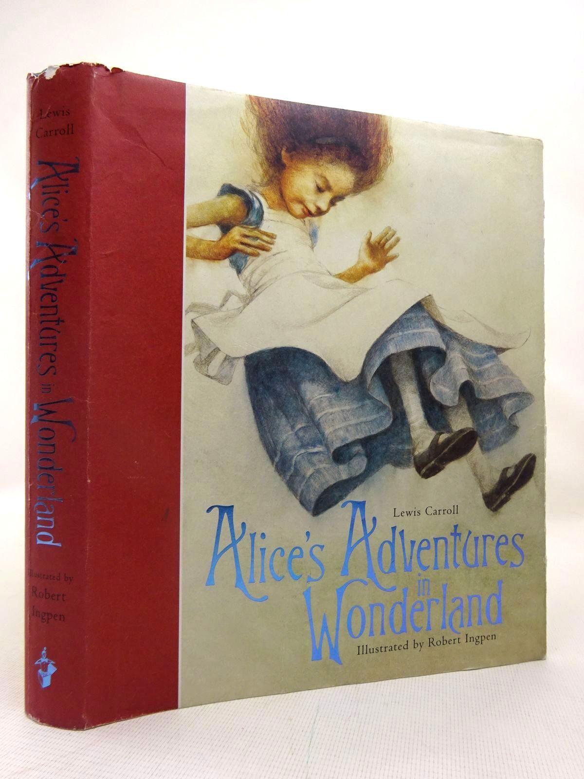 Photo of ALICE'S ADVENTURES IN WONDERLAND- Stock Number: 1816419
