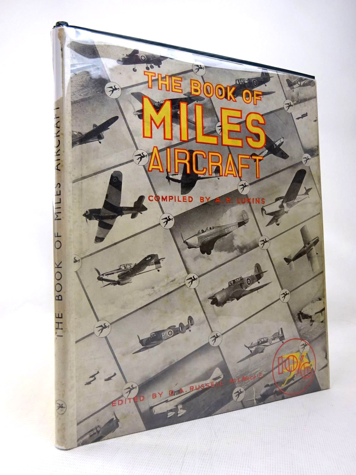 Photo of THE BOOK OF MILES AIRCRAFT- Stock Number: 1816441