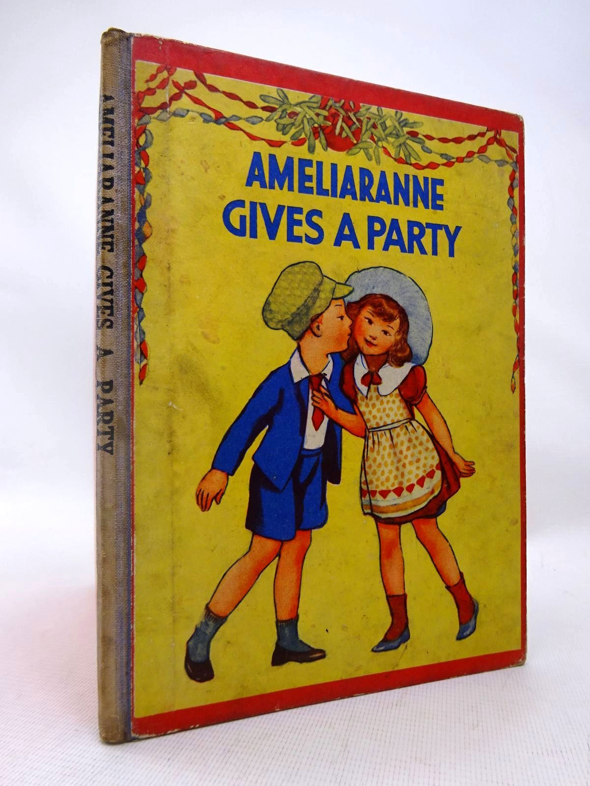 Photo of AMELIARANNE GIVES A PARTY- Stock Number: 1816450