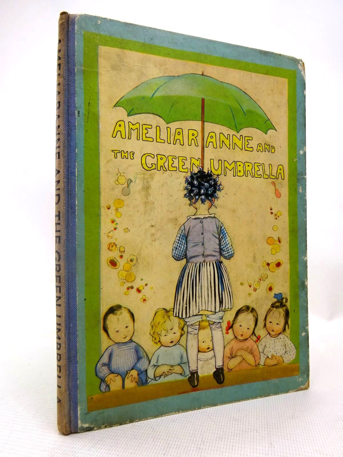 Photo of AMELIARANNE AND THE GREEN UMBRELLA written by Heward, Constance illustrated by Pearse, S.B. published by George G. Harrap & Co. Ltd. (STOCK CODE: 1816452)  for sale by Stella & Rose's Books