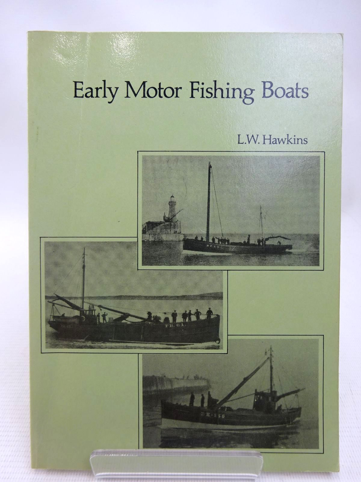 Photo of EARLY MOTOR FISHING BOATS- Stock Number: 1816471