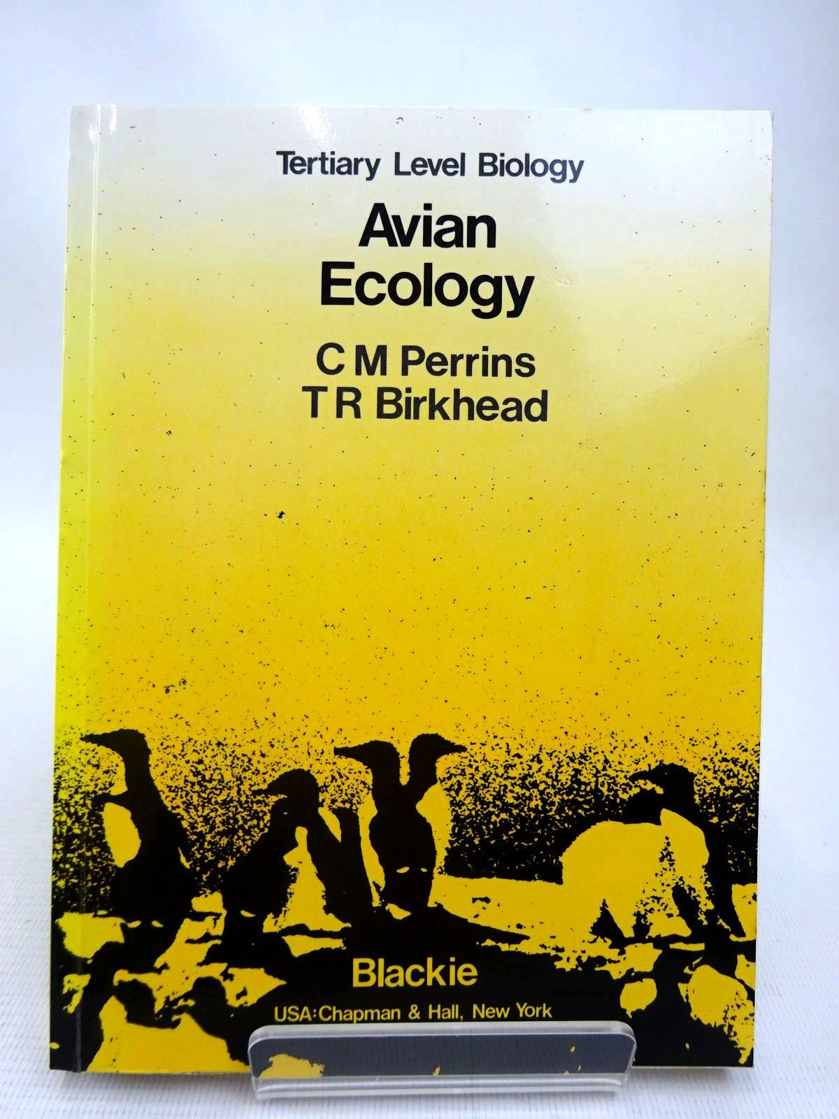 Photo of AVIAN ECOLOGY- Stock Number: 1816488