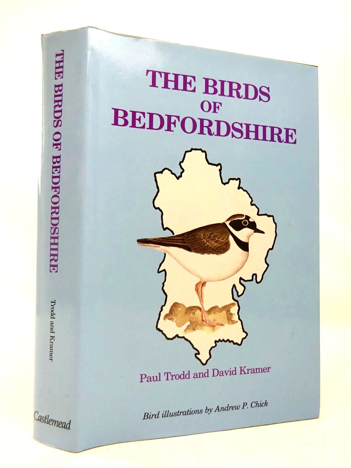Photo of THE BIRDS OF BEDFORDSHIRE written by Trodd, Paul Kramer, David illustrated by Chick, Andrew P. published by Castlemead Publications (STOCK CODE: 1816490)  for sale by Stella & Rose's Books