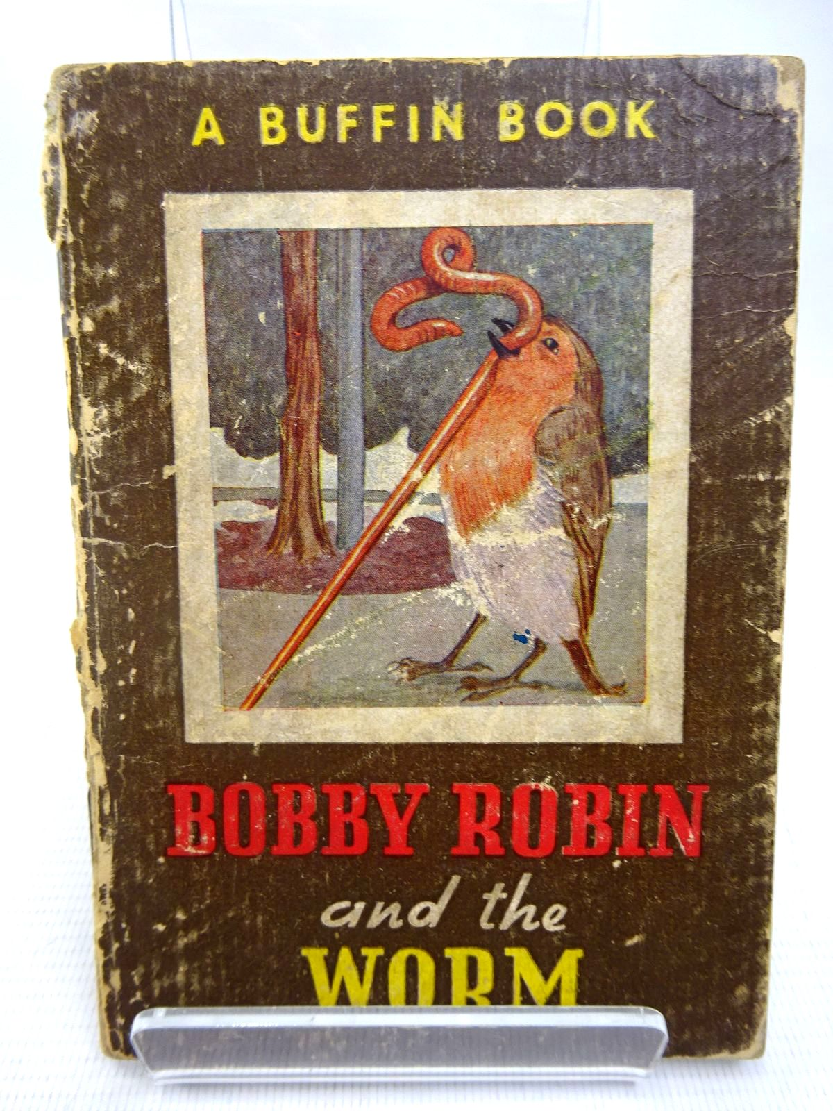 Photo of BOBBY ROBIN AND THE WORM- Stock Number: 1816520