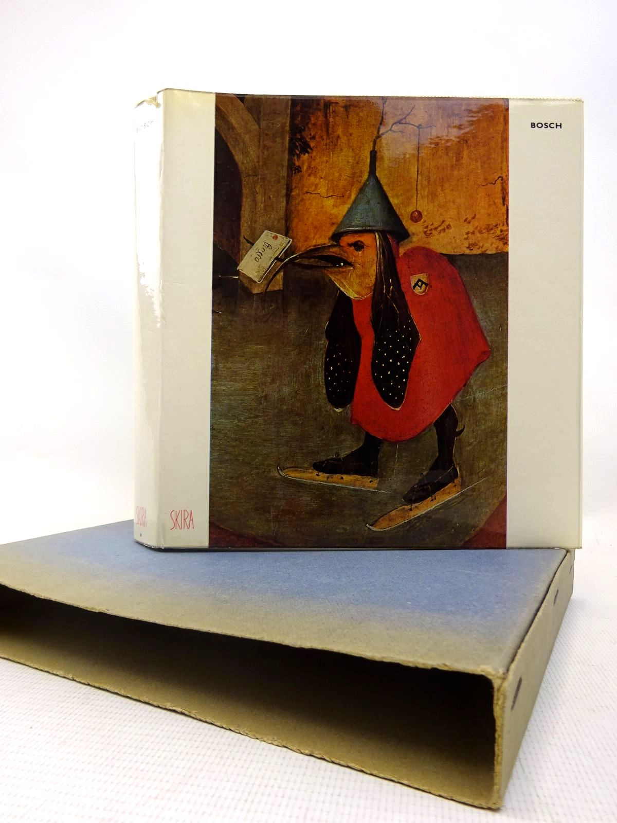 Photo of BOSCH written by Delevoy, Robert L. illustrated by Bosch, Hieronymus published by Skira (STOCK CODE: 1816523)  for sale by Stella & Rose's Books