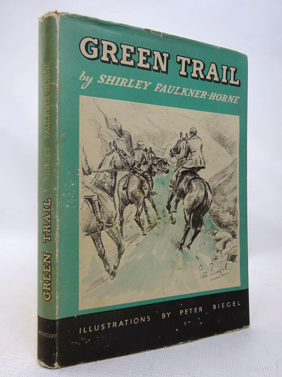 Photo of GREEN TRAIL- Stock Number: 1816525