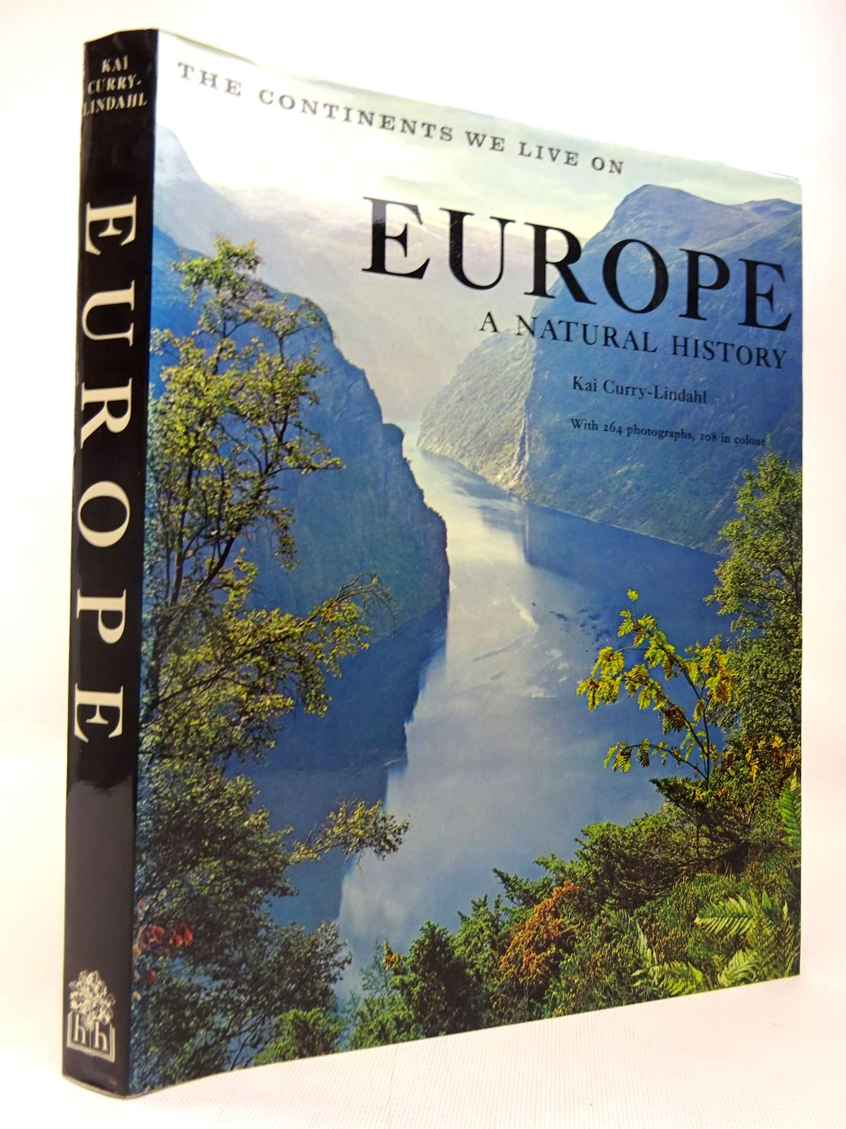 Photo of EUROPE: A NATURAL HISTORY- Stock Number: 1816540