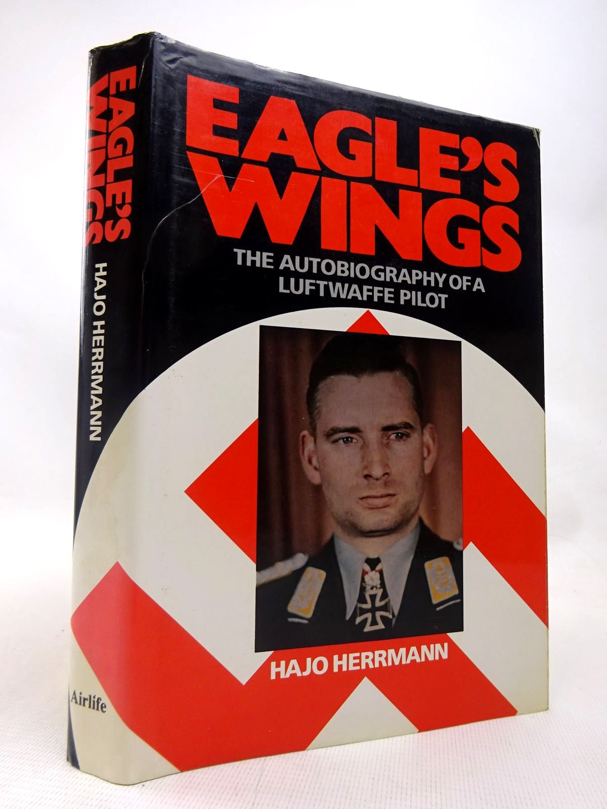 Photo of EAGLE'S WINGS written by Herrmann, Hajo published by Airlife (STOCK CODE: 1816557)  for sale by Stella & Rose's Books