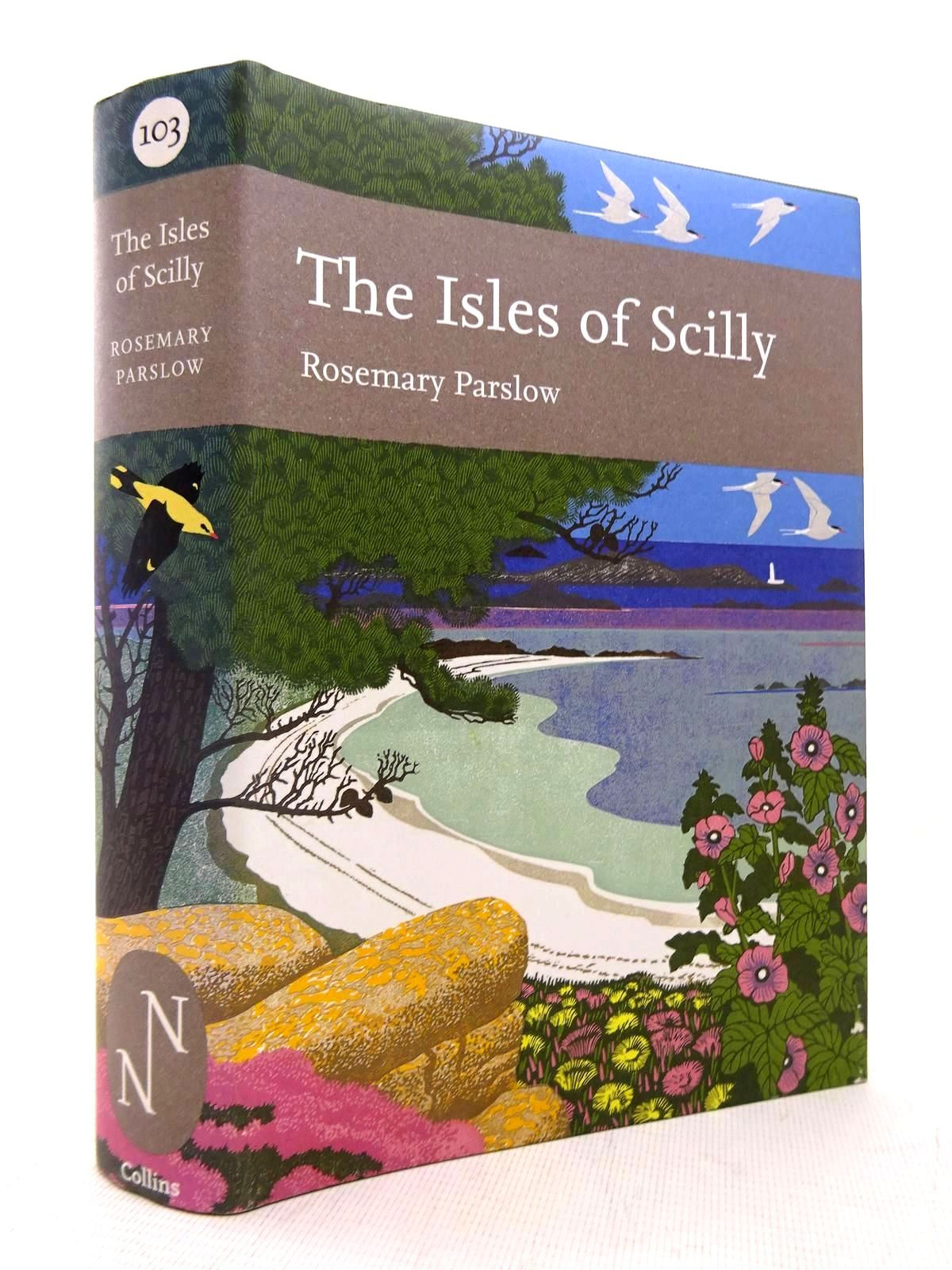 Photo of THE ISLES OF SCILLY (NN 103) written by Parslow, Rosemary published by Collins (STOCK CODE: 1816653)  for sale by Stella & Rose's Books