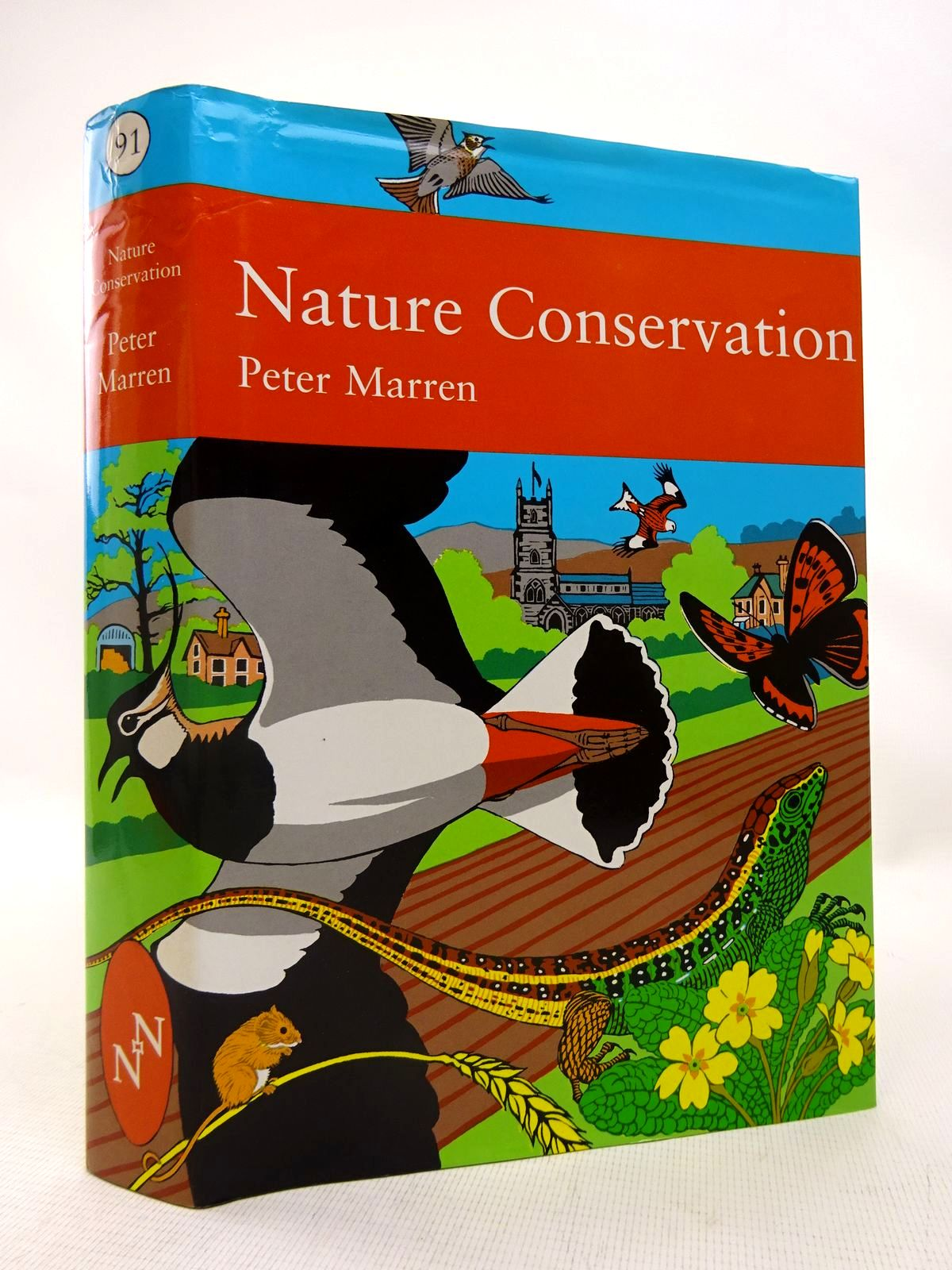 Photo of NATURE CONSERVATION (NN 91)- Stock Number: 1816657
