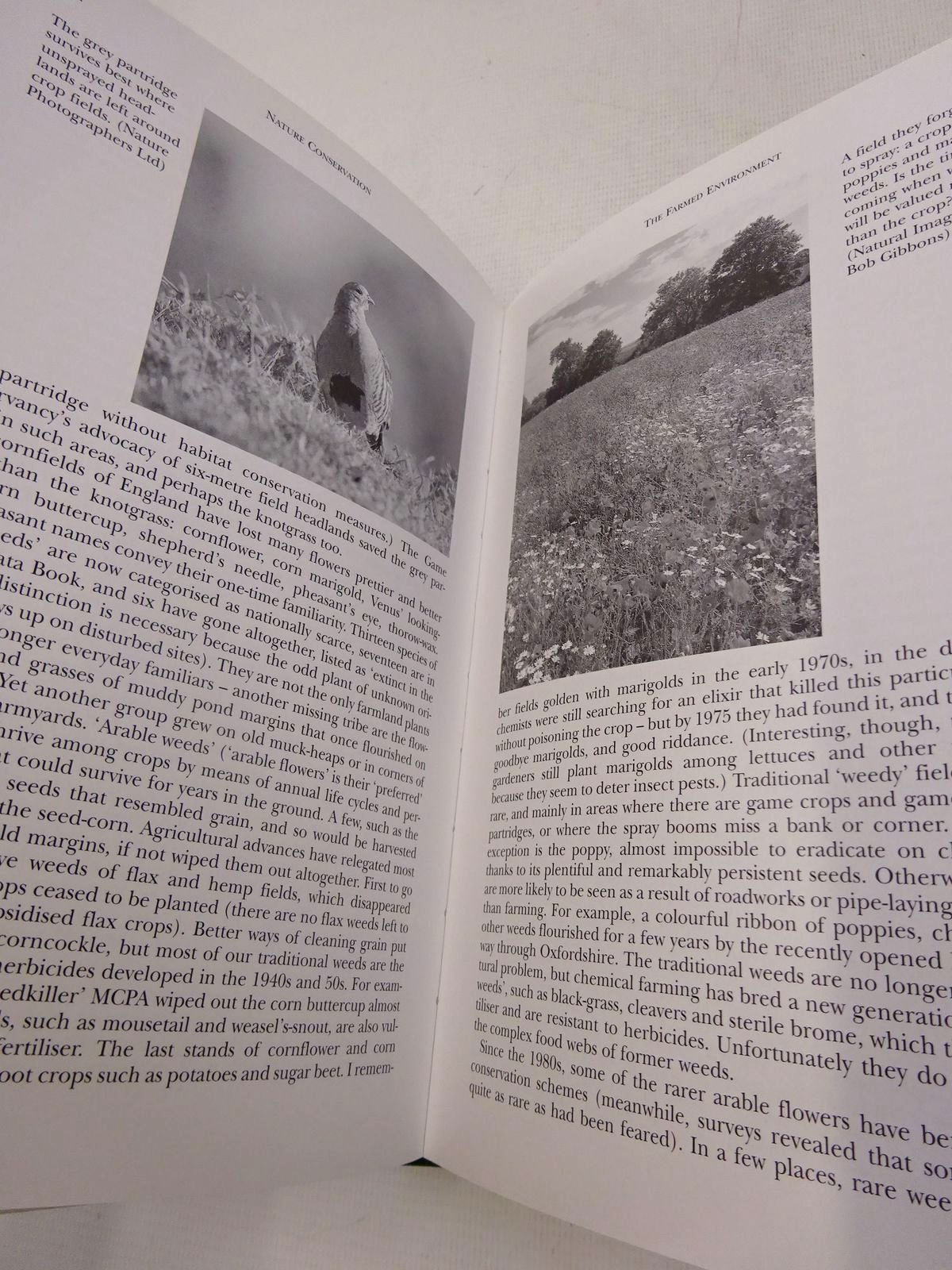 Photo of NATURE CONSERVATION (NN 91) written by Marren, Peter published by Harper Collins (STOCK CODE: 1816657)  for sale by Stella & Rose's Books
