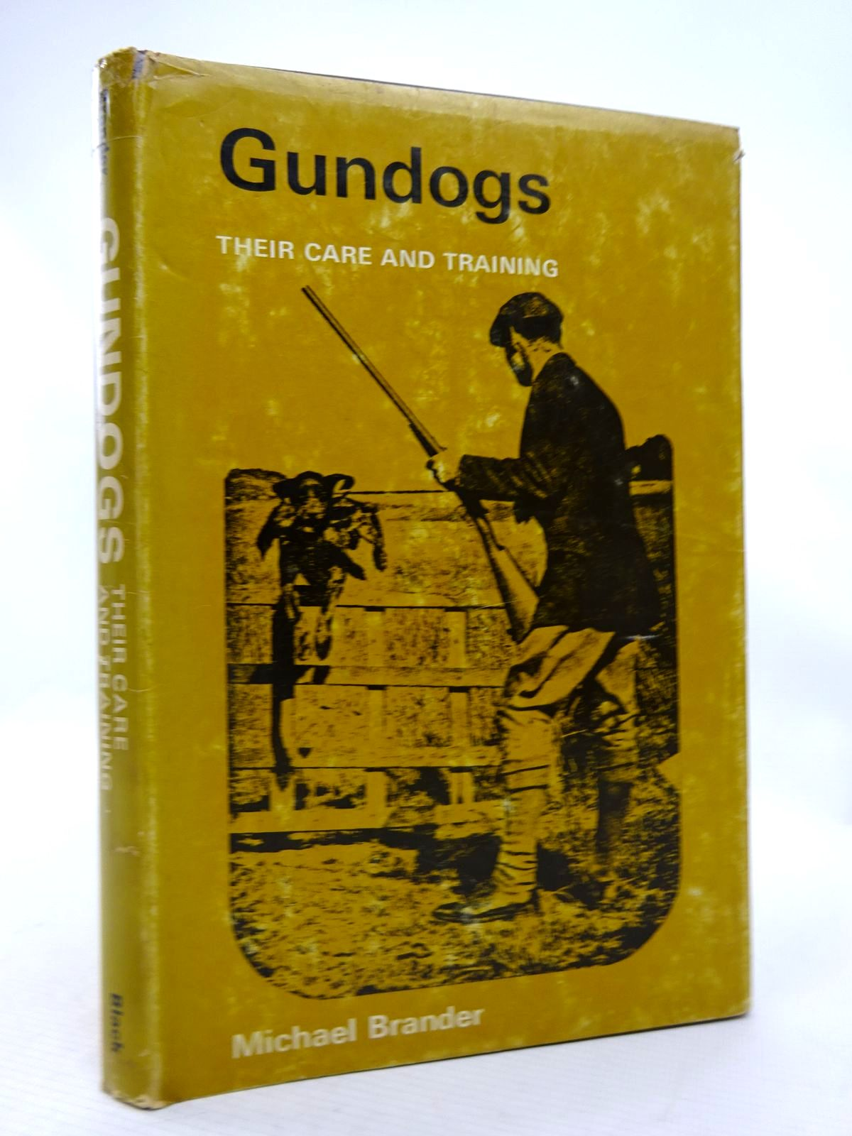 Photo of GUNDOGS THEIR CARE AND TRAINING- Stock Number: 1816659