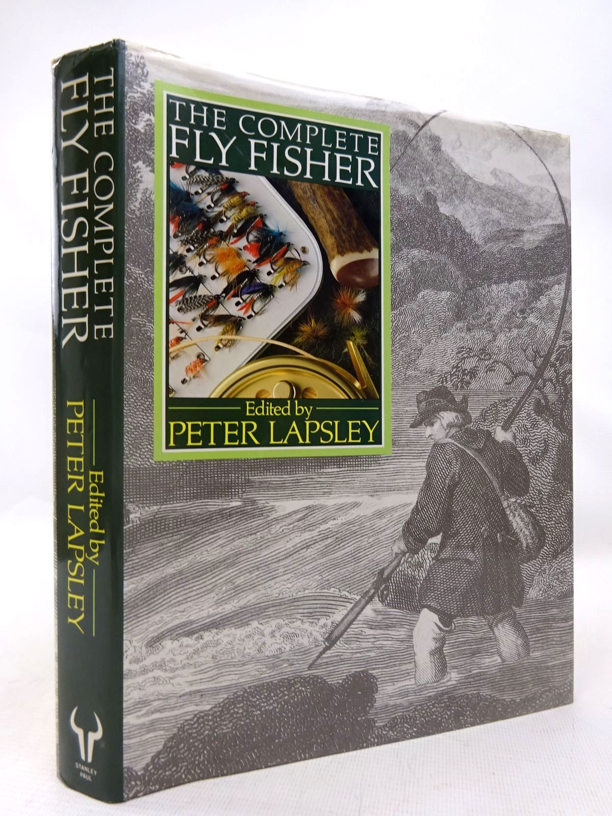Photo of THE COMPLETE FLY FISHER written by Lapsley, Peter published by Stanley Paul (STOCK CODE: 1816674)  for sale by Stella & Rose's Books