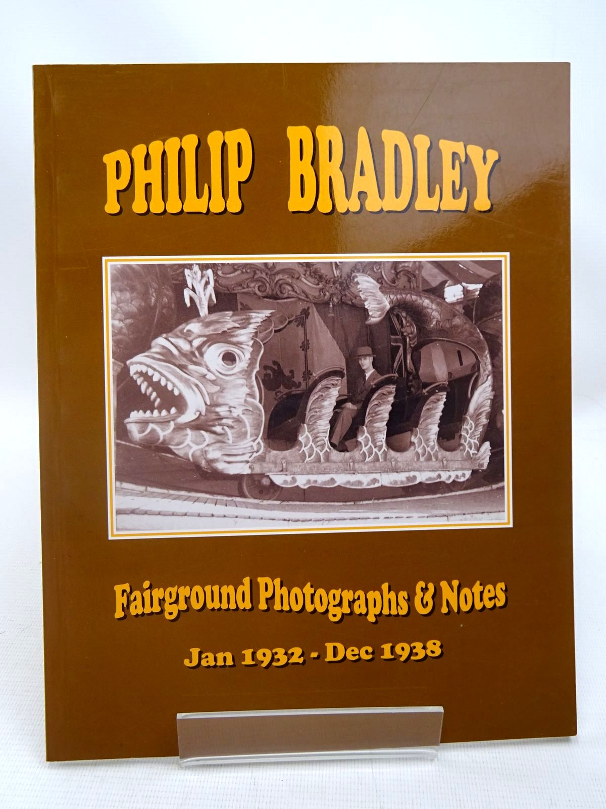 Photo of PHILIP BRADLEY FAIRGROUND PHOTOGRAPHS & NOTES- Stock Number: 1816701