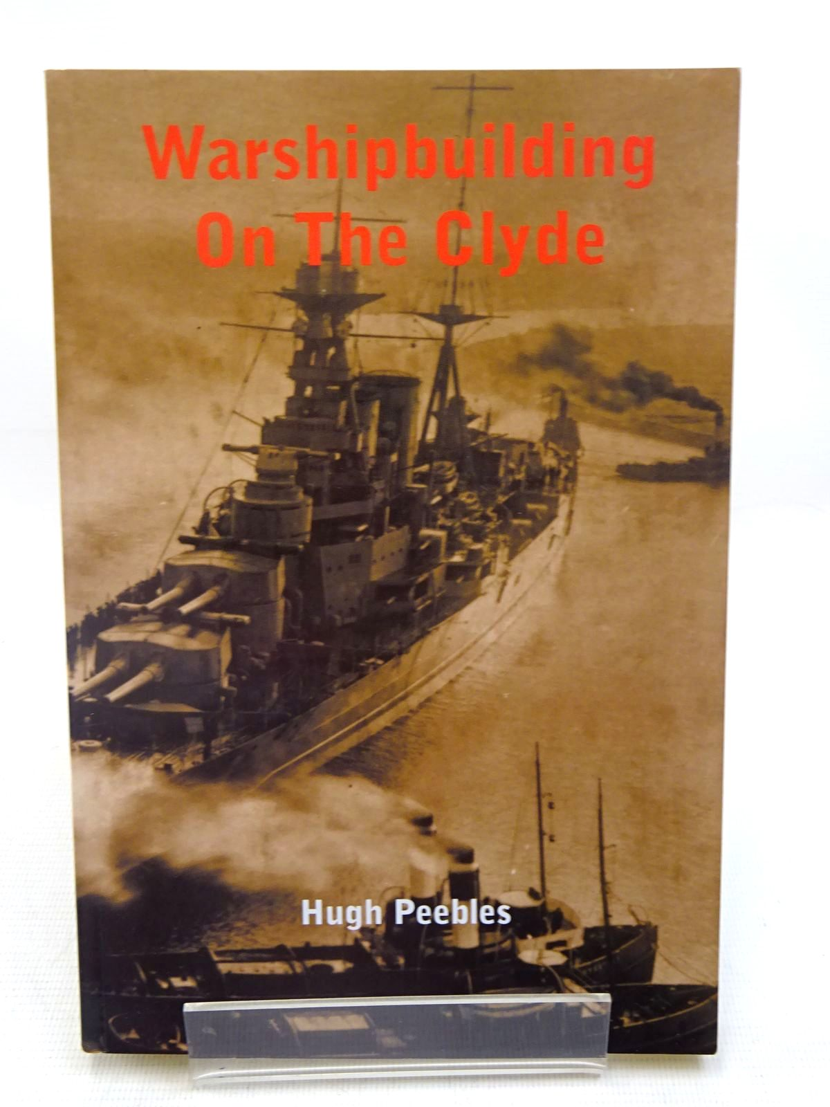 Photo of WARSHIP BUILDING ON THE CLYDE- Stock Number: 1816714