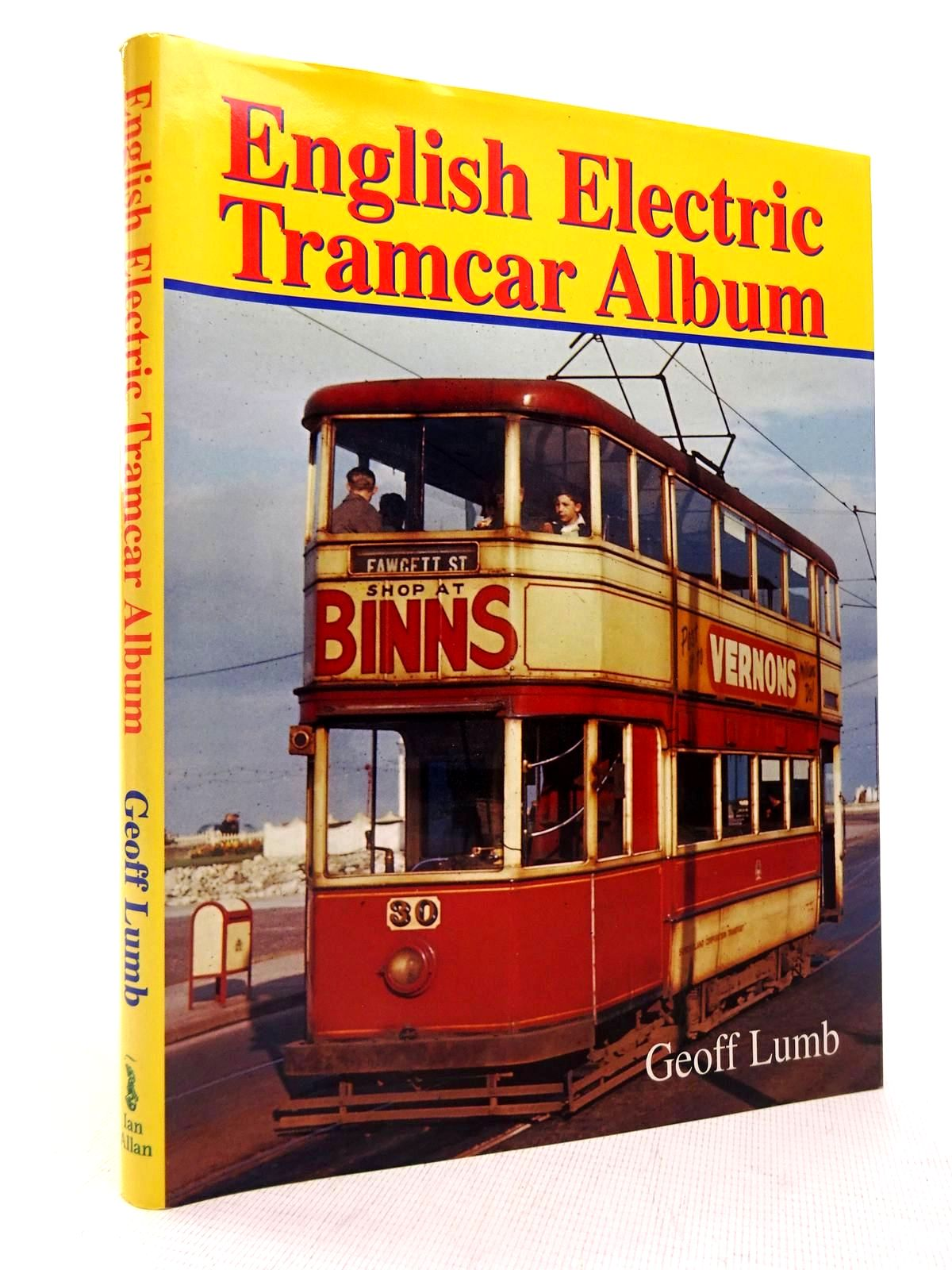 Photo of ENGLISH ELECTRIC TRAMCAR ALBUM- Stock Number: 1816718