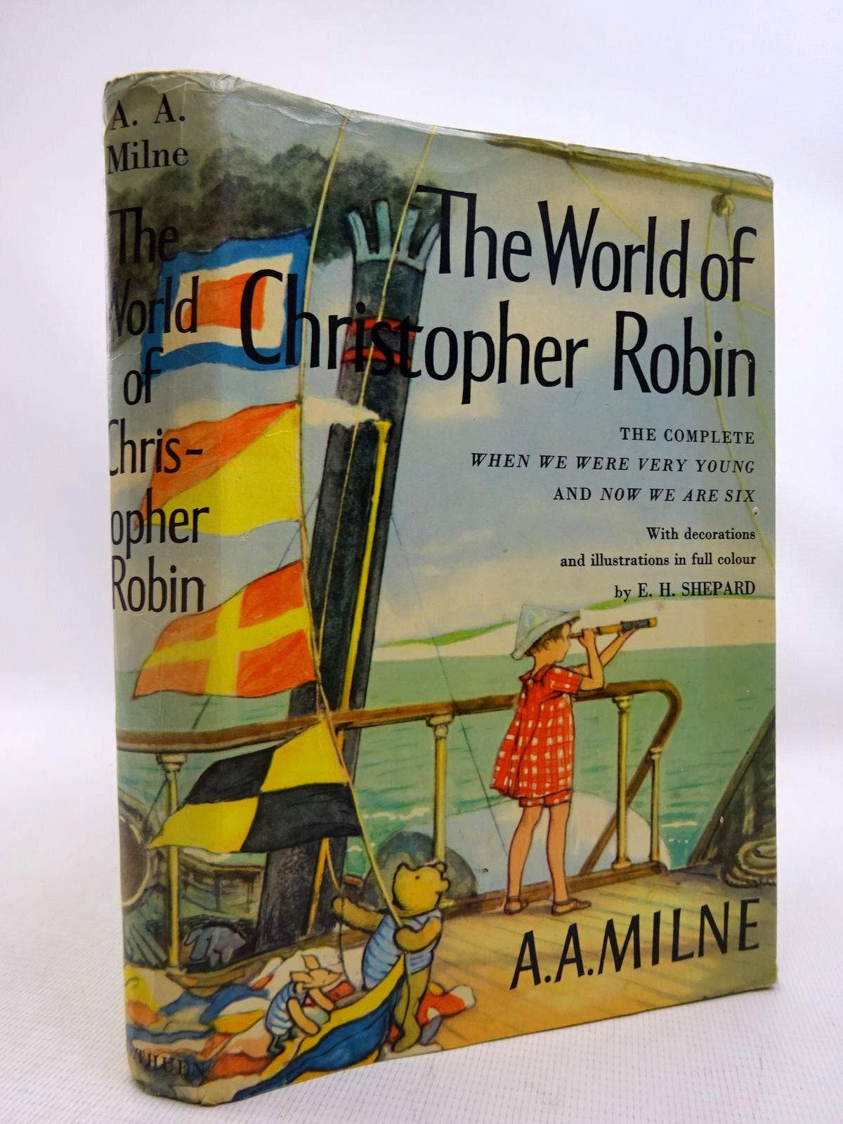 Photo of THE WORLD OF CHRISTOPHER ROBIN- Stock Number: 1816758