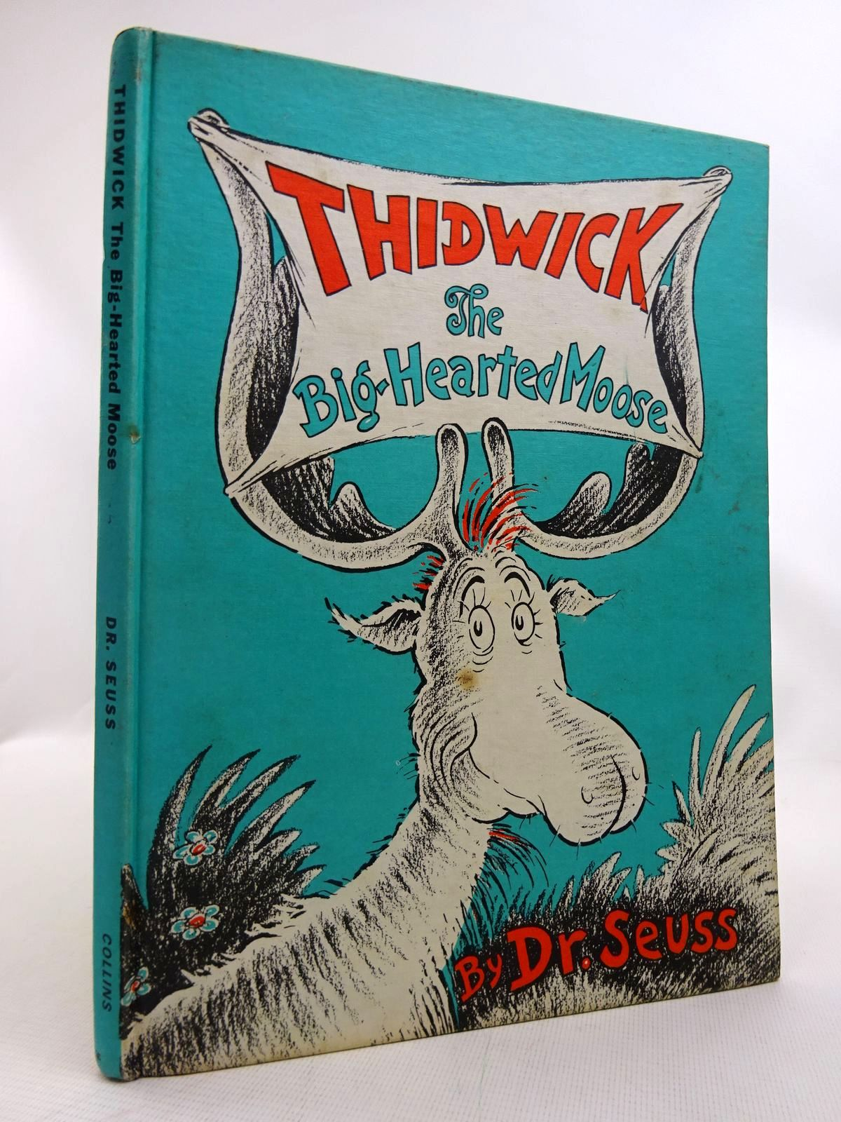 Photo of THIDWICK THE BIG-HEARTED MOOSE- Stock Number: 1816773