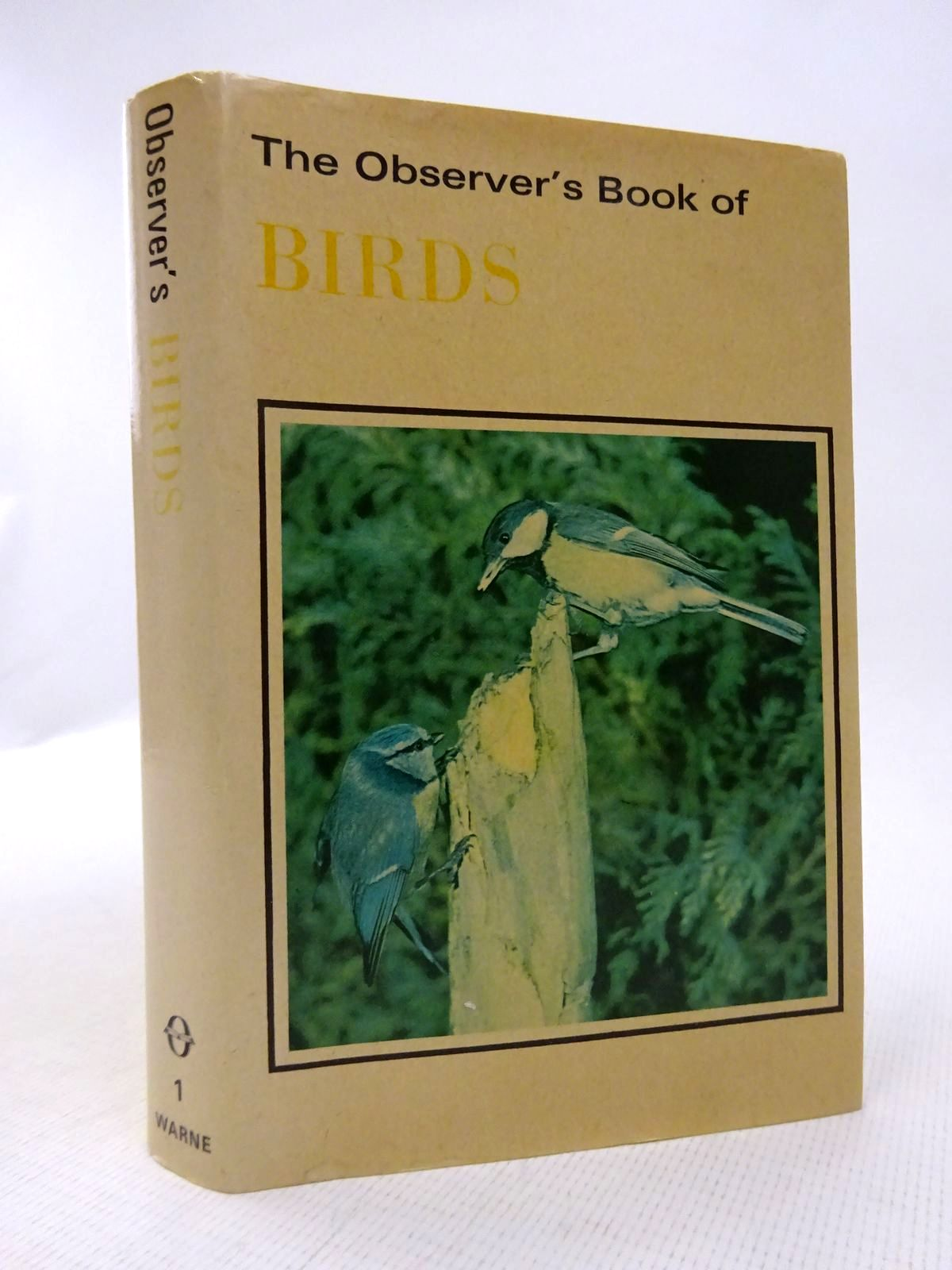 Photo of THE OBSERVER'S BOOK OF BIRDS written by Benson, S. Vere illustrated by Thorburn, Archibald published by Frederick Warne & Co Ltd. (STOCK CODE: 1816796)  for sale by Stella & Rose's Books